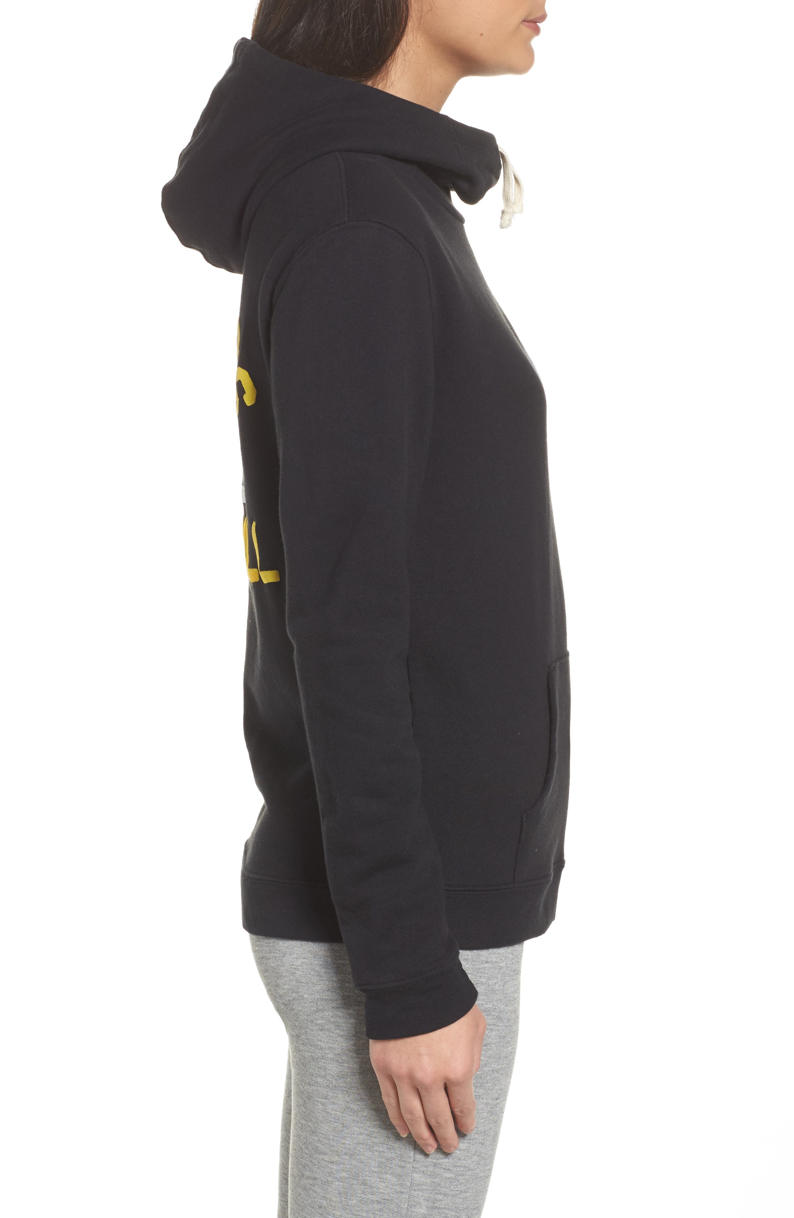 NFL Pittsburgh Steelers Sunday Hoodie,                             Alternate thumbnail 3, color,                             001