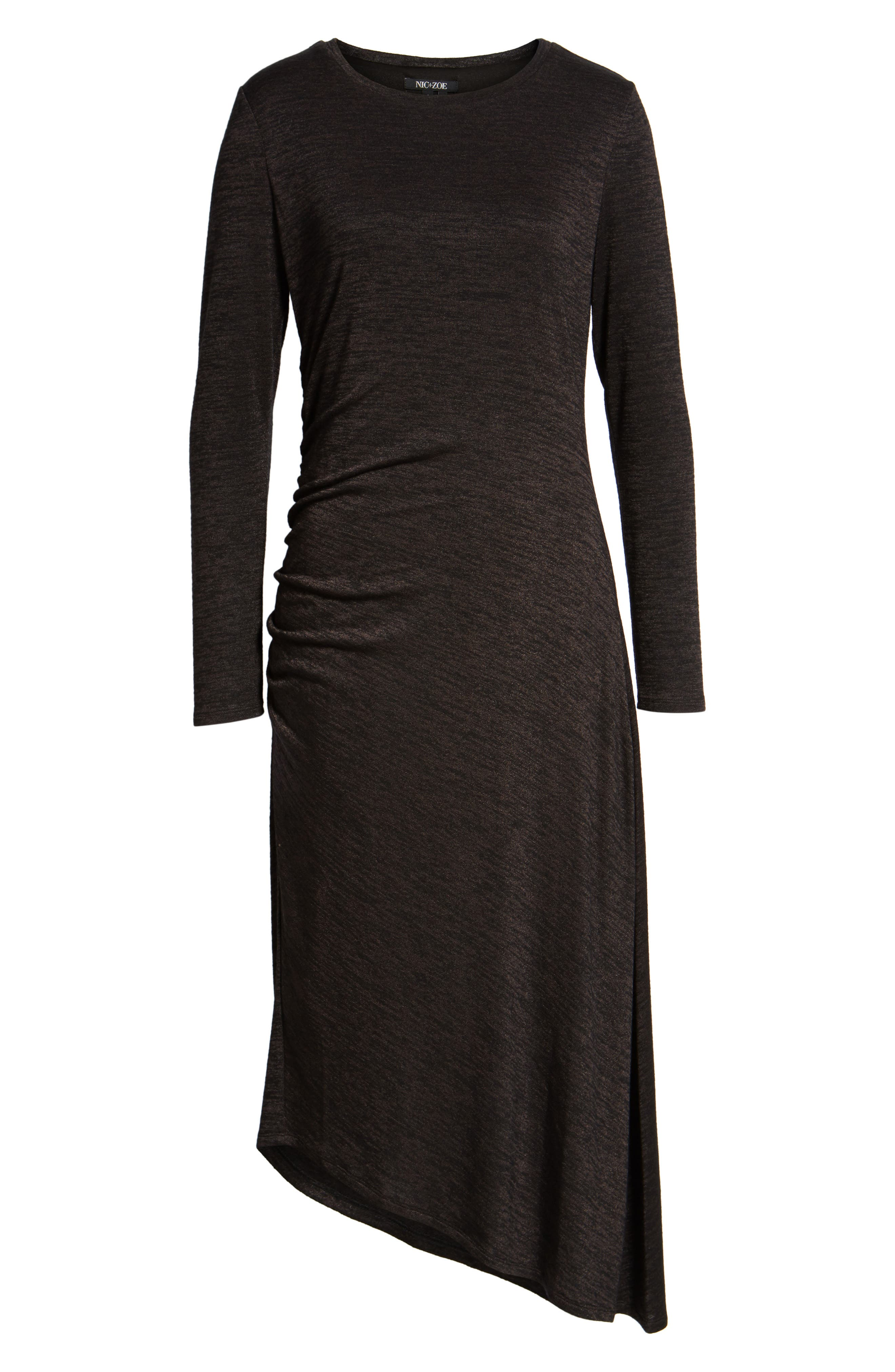 Firelight Midi Dress,                             Alternate thumbnail 6, color,