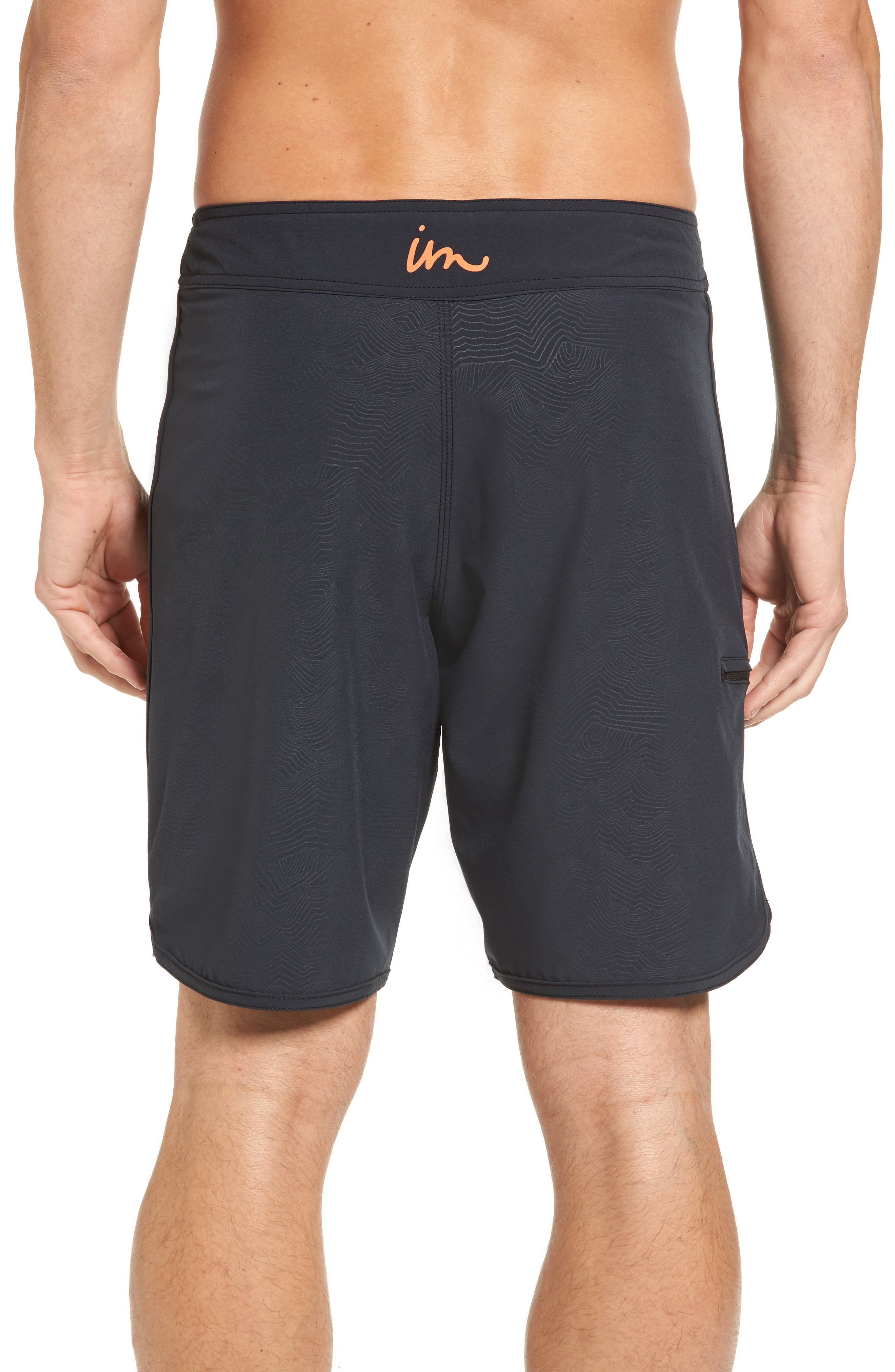 Elevation Board Shorts,                             Alternate thumbnail 2, color,                             001