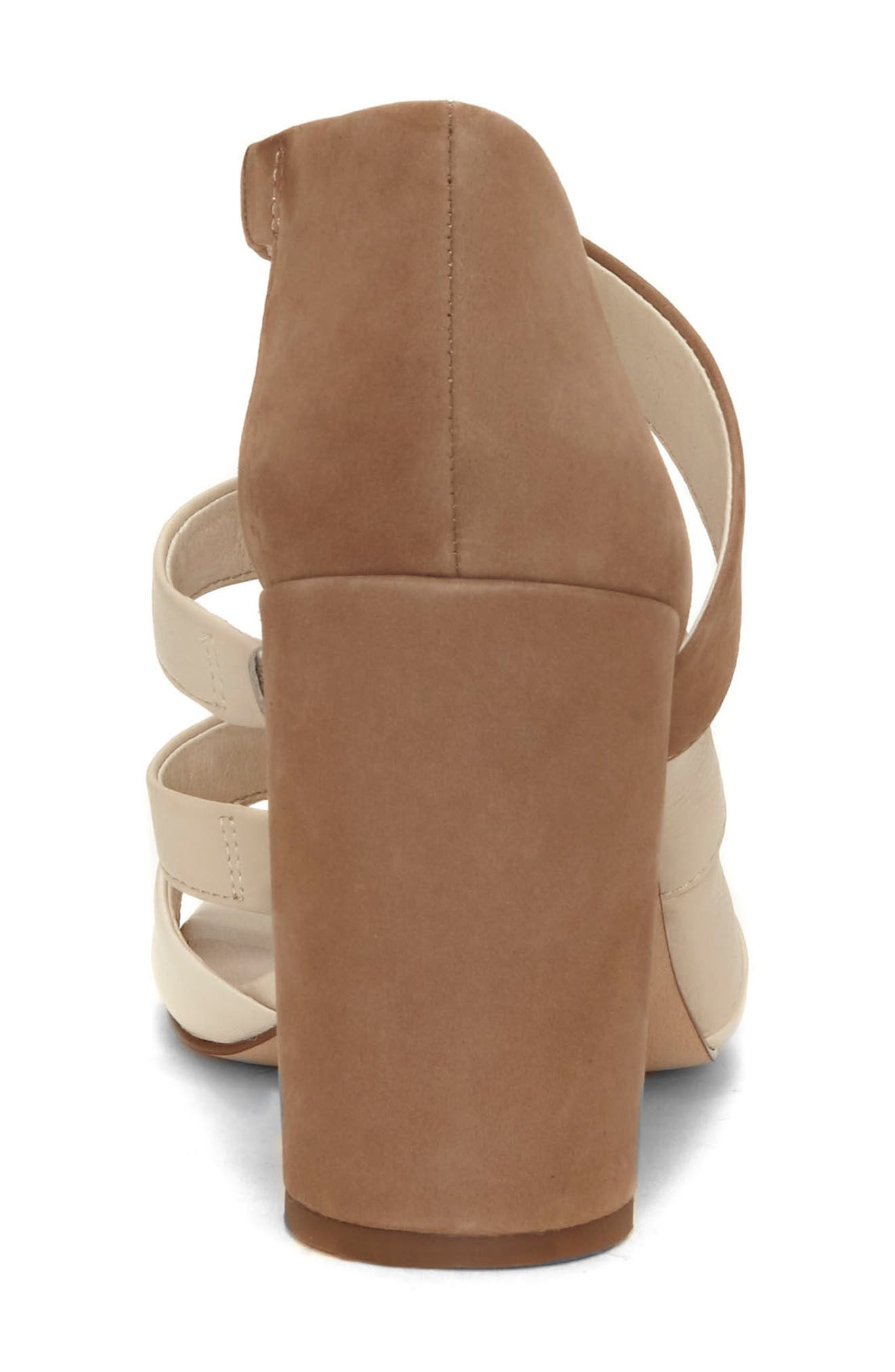 Kainey Strappy Sandal,                             Alternate thumbnail 4, color,