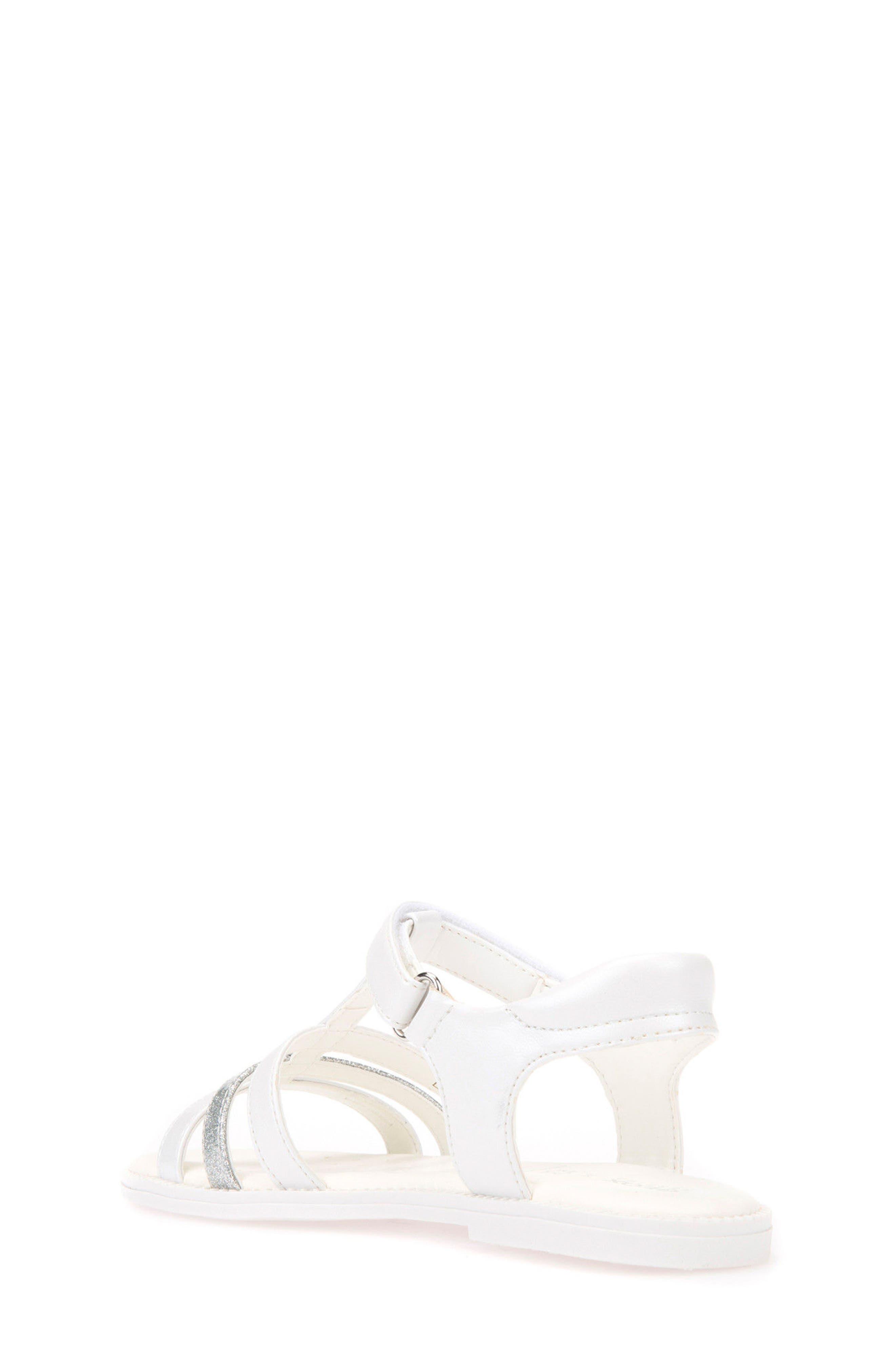 Karly Water Friendly Sandal,                             Alternate thumbnail 2, color,                             WHITE