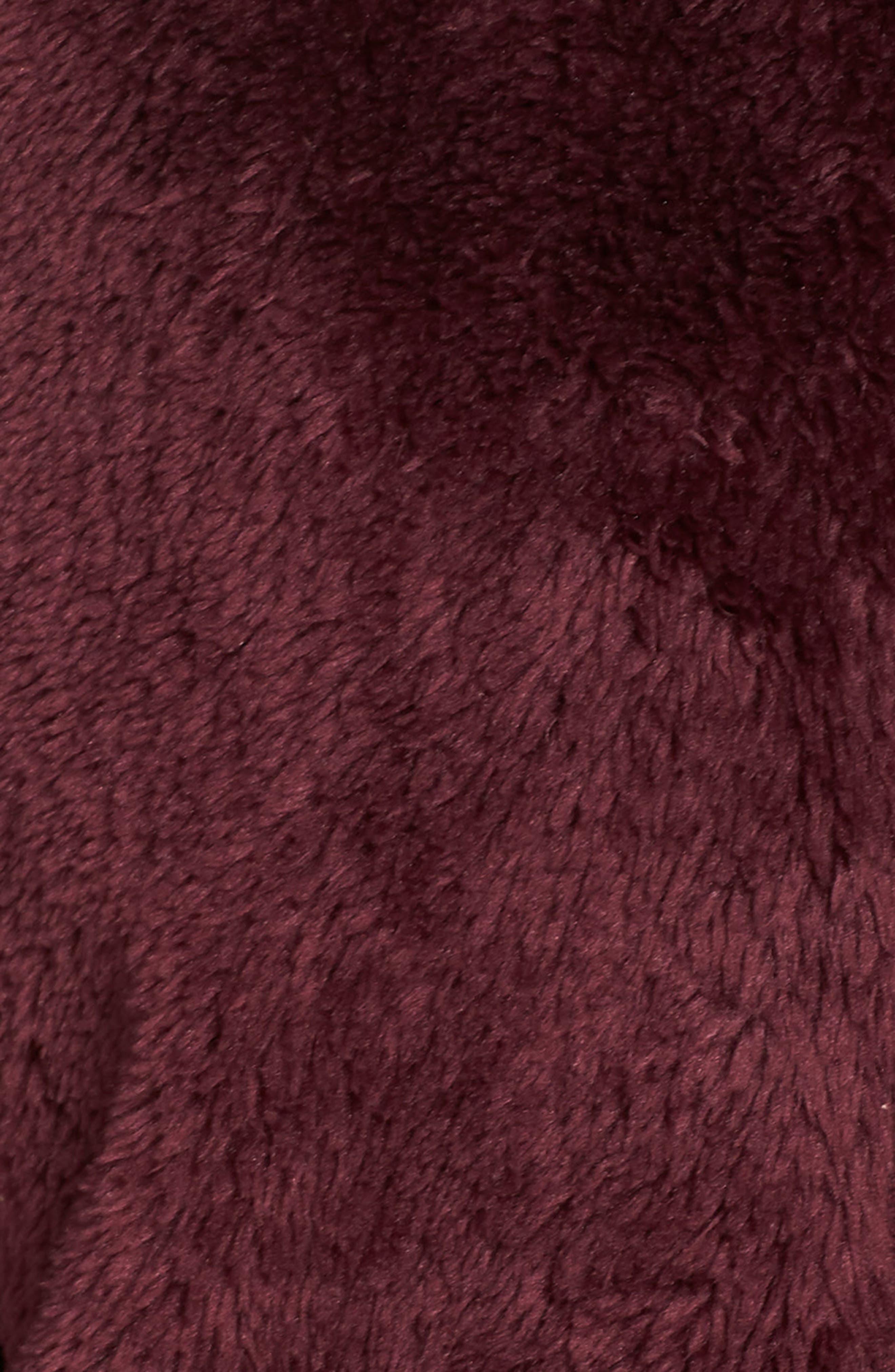 Furry Fleece Jacket,                             Alternate thumbnail 41, color,