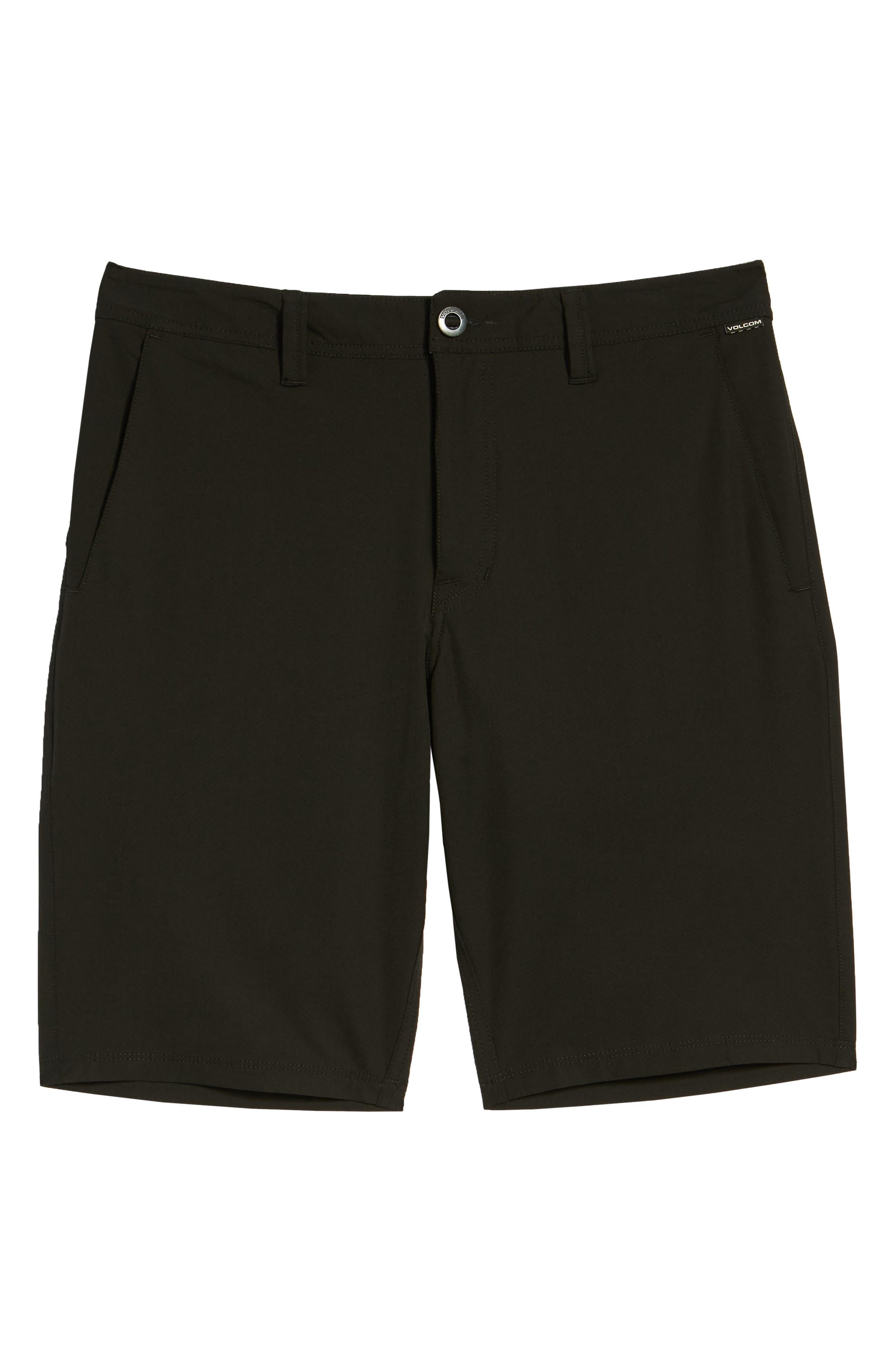 SNT Dry Hybrid Shorts,                             Alternate thumbnail 6, color,                             001
