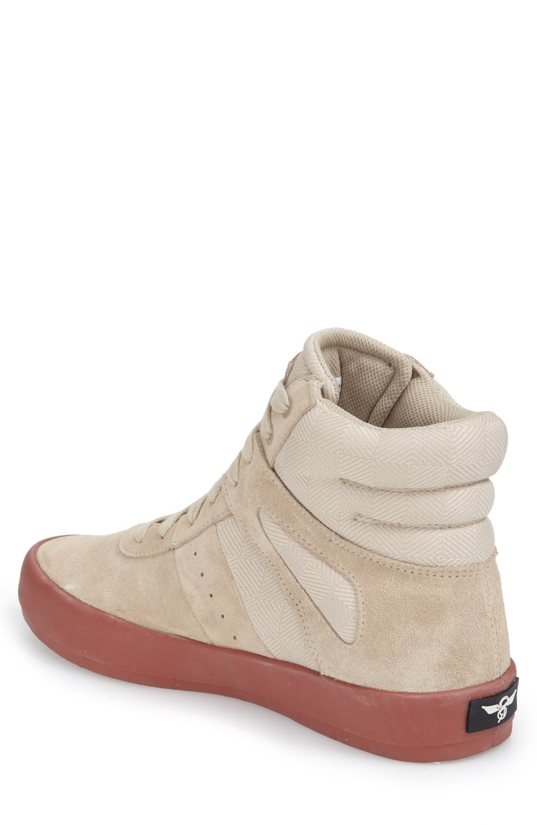 'Moretti' Sneaker,                             Alternate thumbnail 6, color,