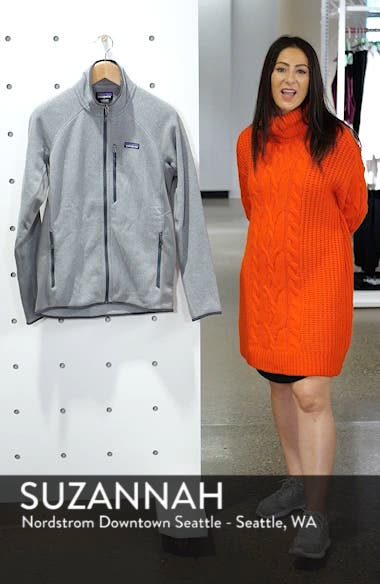 Better Sweater<sup>®</sup> Performance Slim Fit Zip Jacket, sales video thumbnail