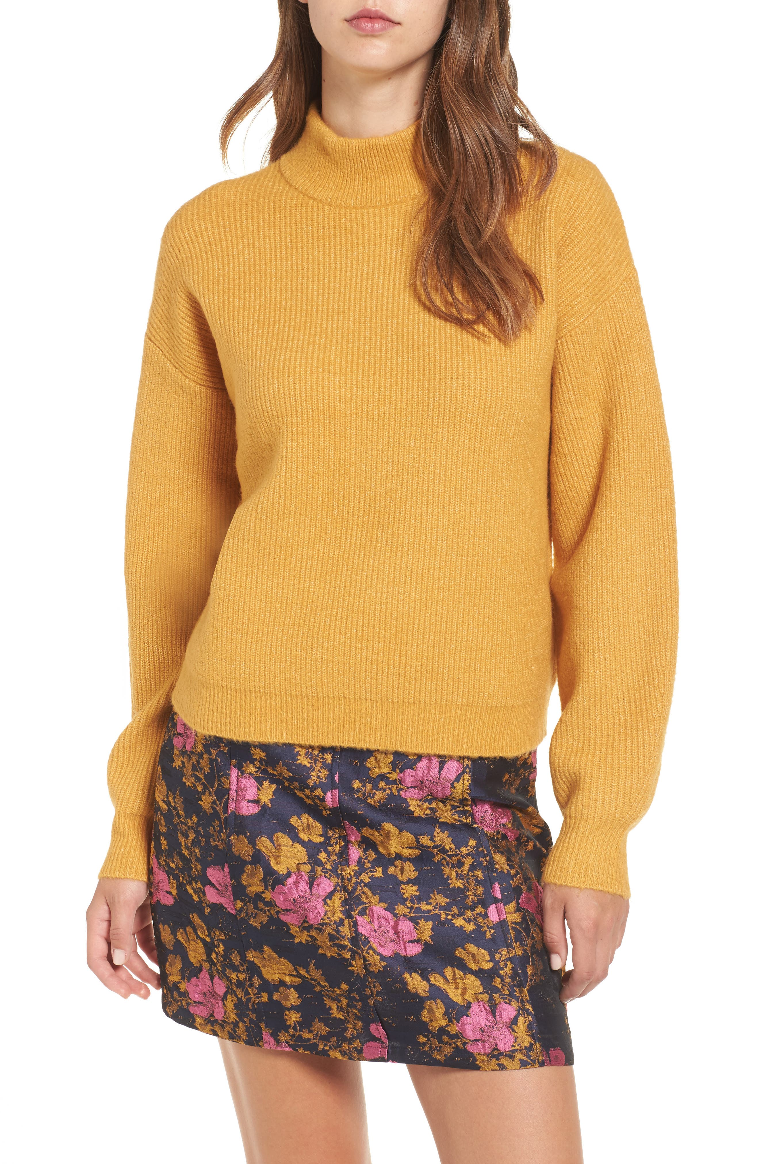Cozy Ribbed Pullover,                             Main thumbnail 3, color,