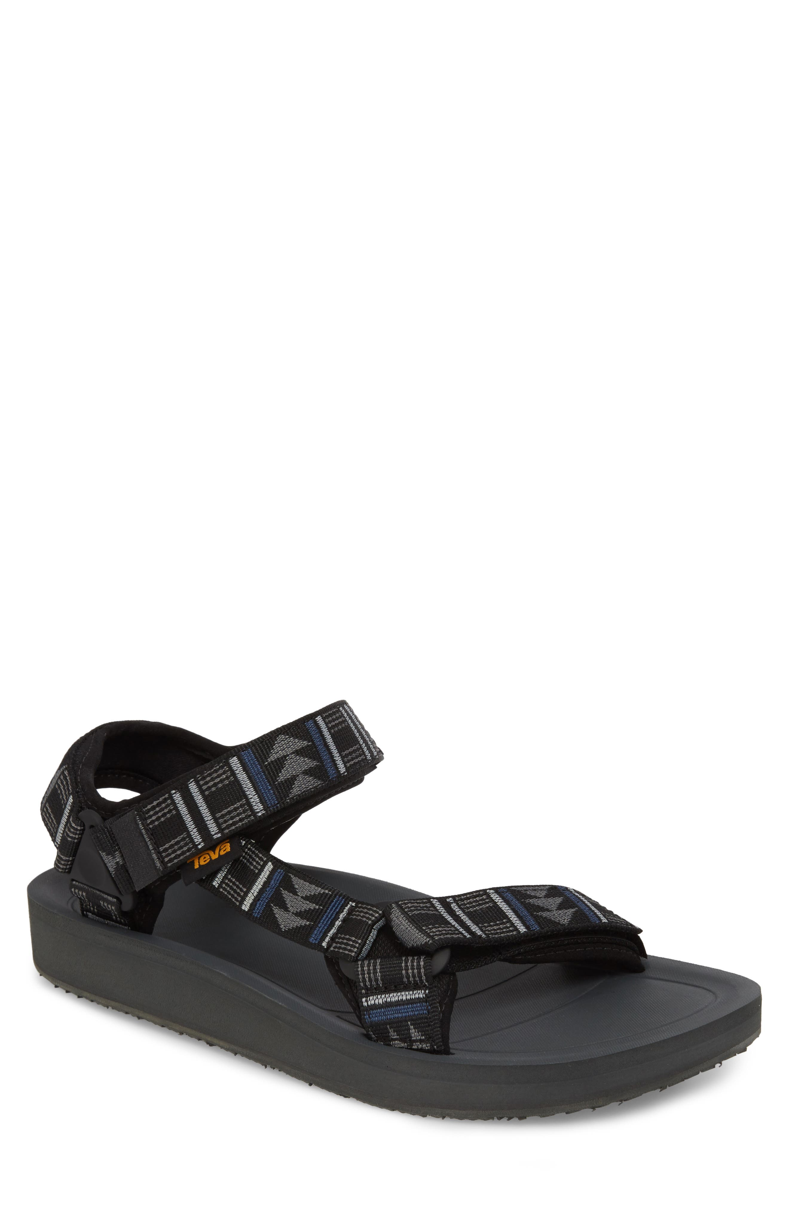 Original Universal Premier Sandal,                         Main,                         color, GREY NYLON