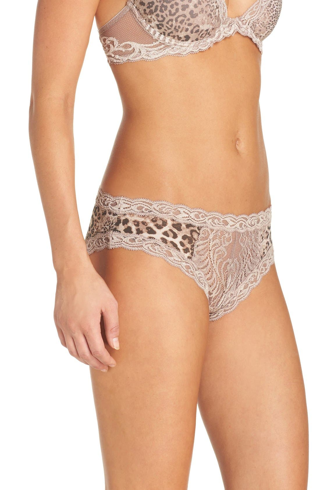 Feathers Hipster Briefs,                             Alternate thumbnail 201, color,