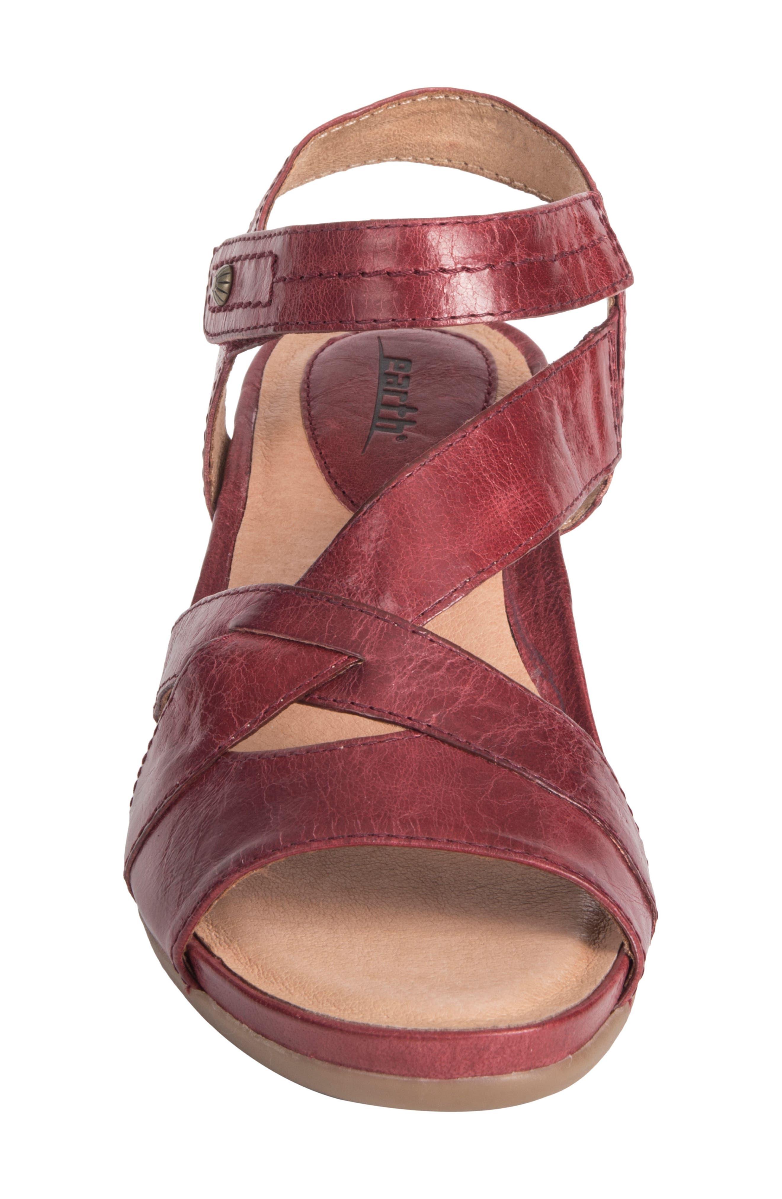 Thistle Wedge Sandal,                             Alternate thumbnail 15, color,