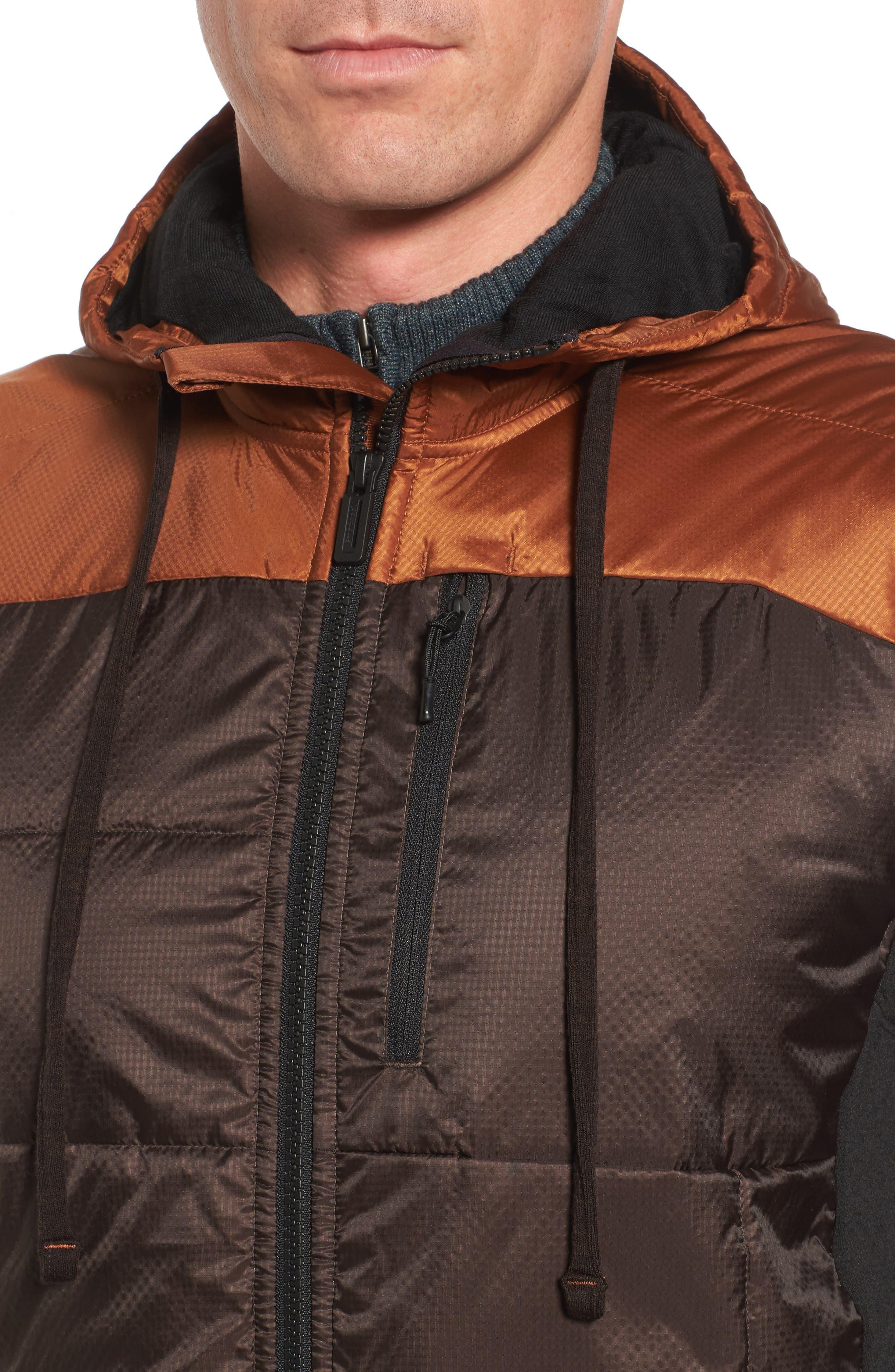 Double Propulsion Hooded Vest,                             Alternate thumbnail 4, color,                             200
