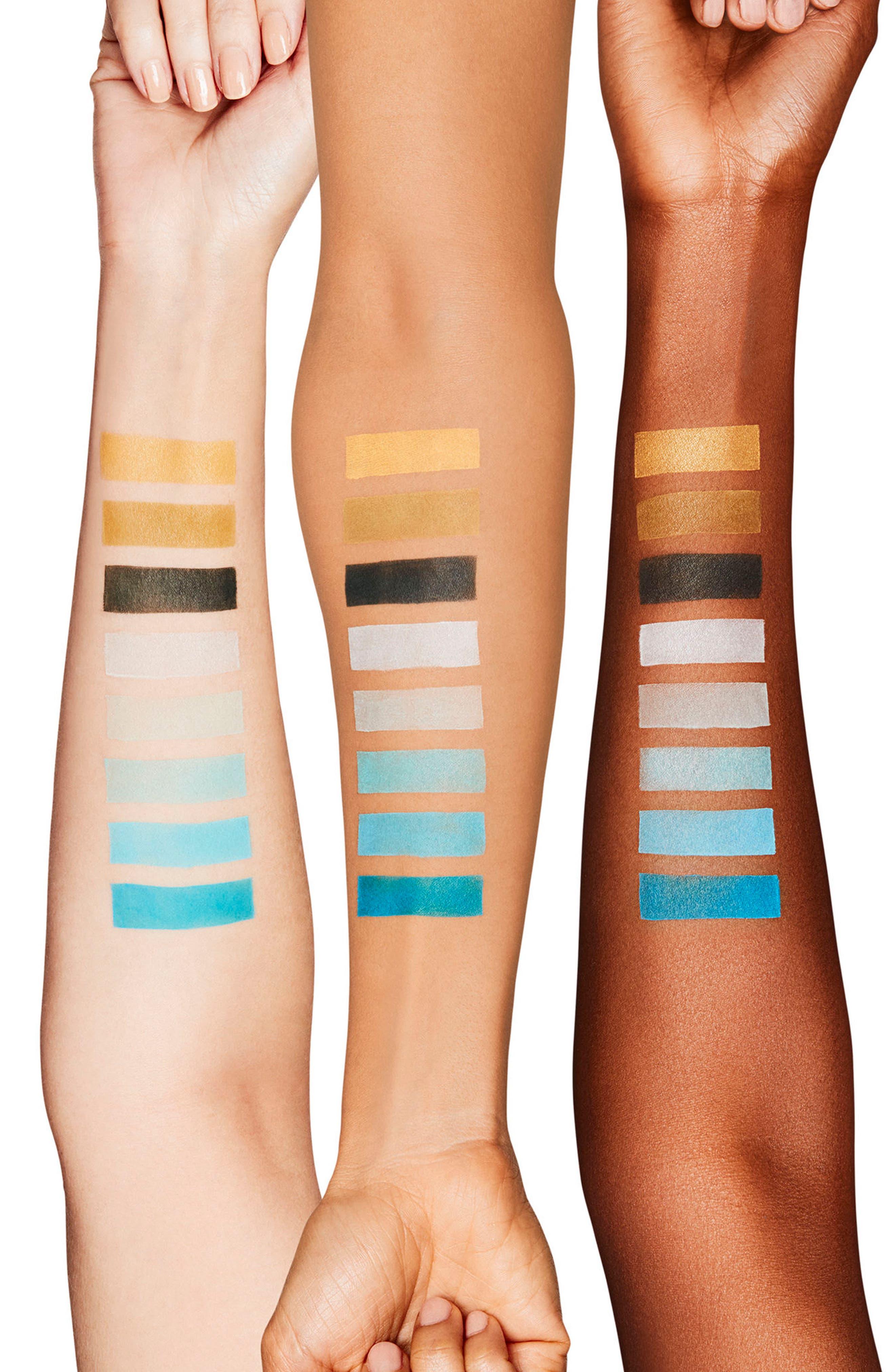 MAC Jeremy Scott Eyeshadow Palette,                             Alternate thumbnail 5, color,                             000