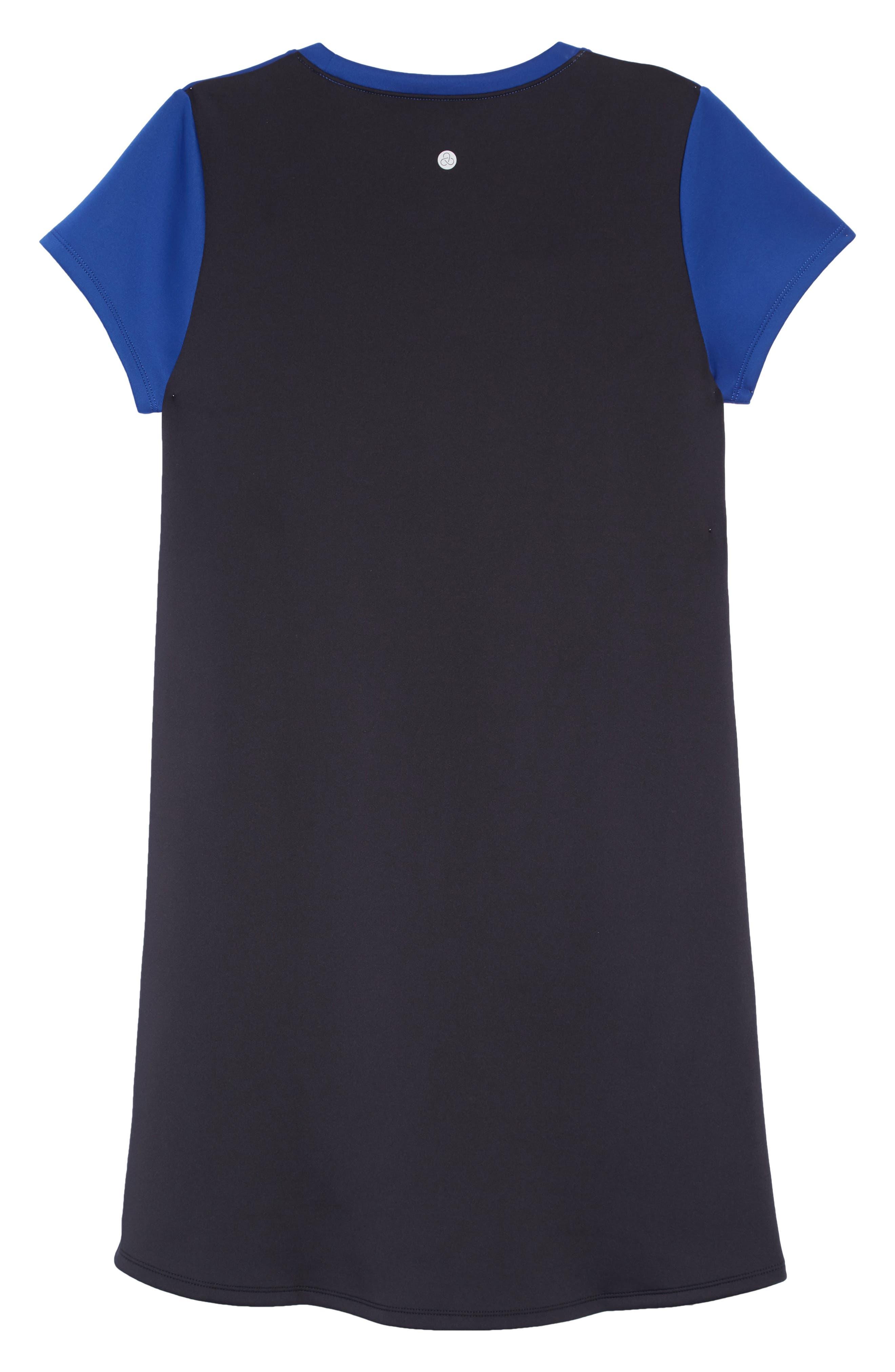 ZELLA GIRL,                             Colorblock Dress,                             Alternate thumbnail 2, color,                             401