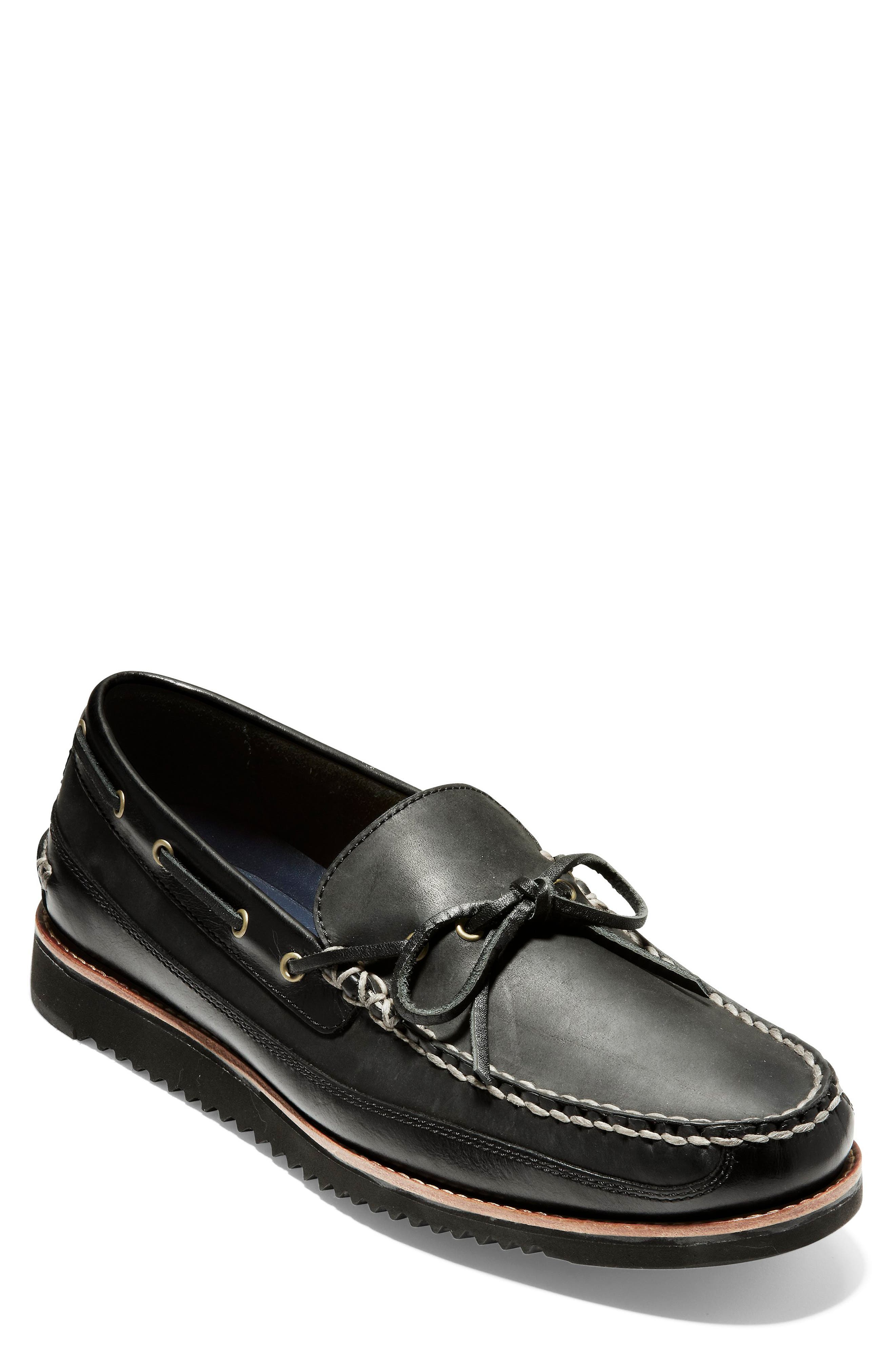 Pinch Loafer,                             Main thumbnail 1, color,                             001