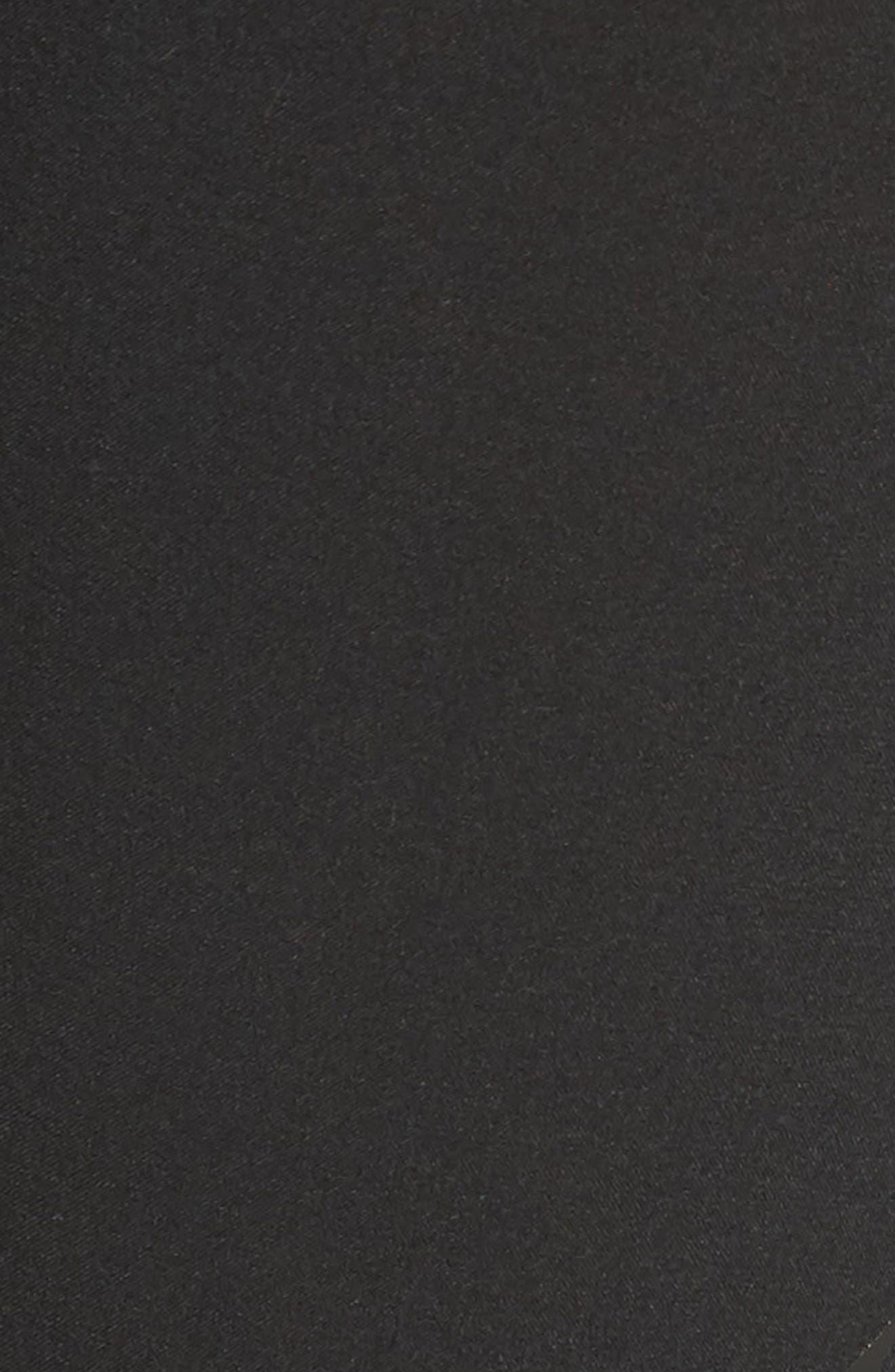 Pro Power Tights,                             Alternate thumbnail 5, color,                             BLACK/ DARK GREY