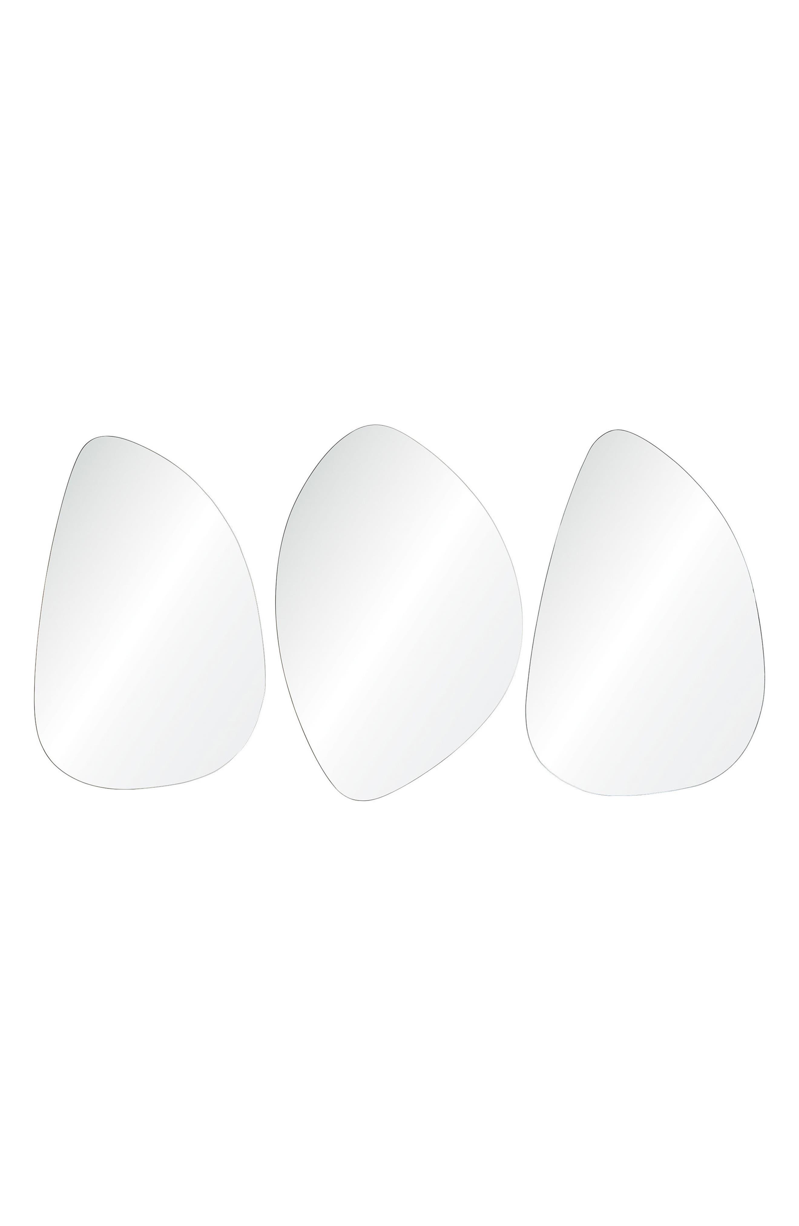Stockdale Set of 3 Mirrors,                             Main thumbnail 1, color,