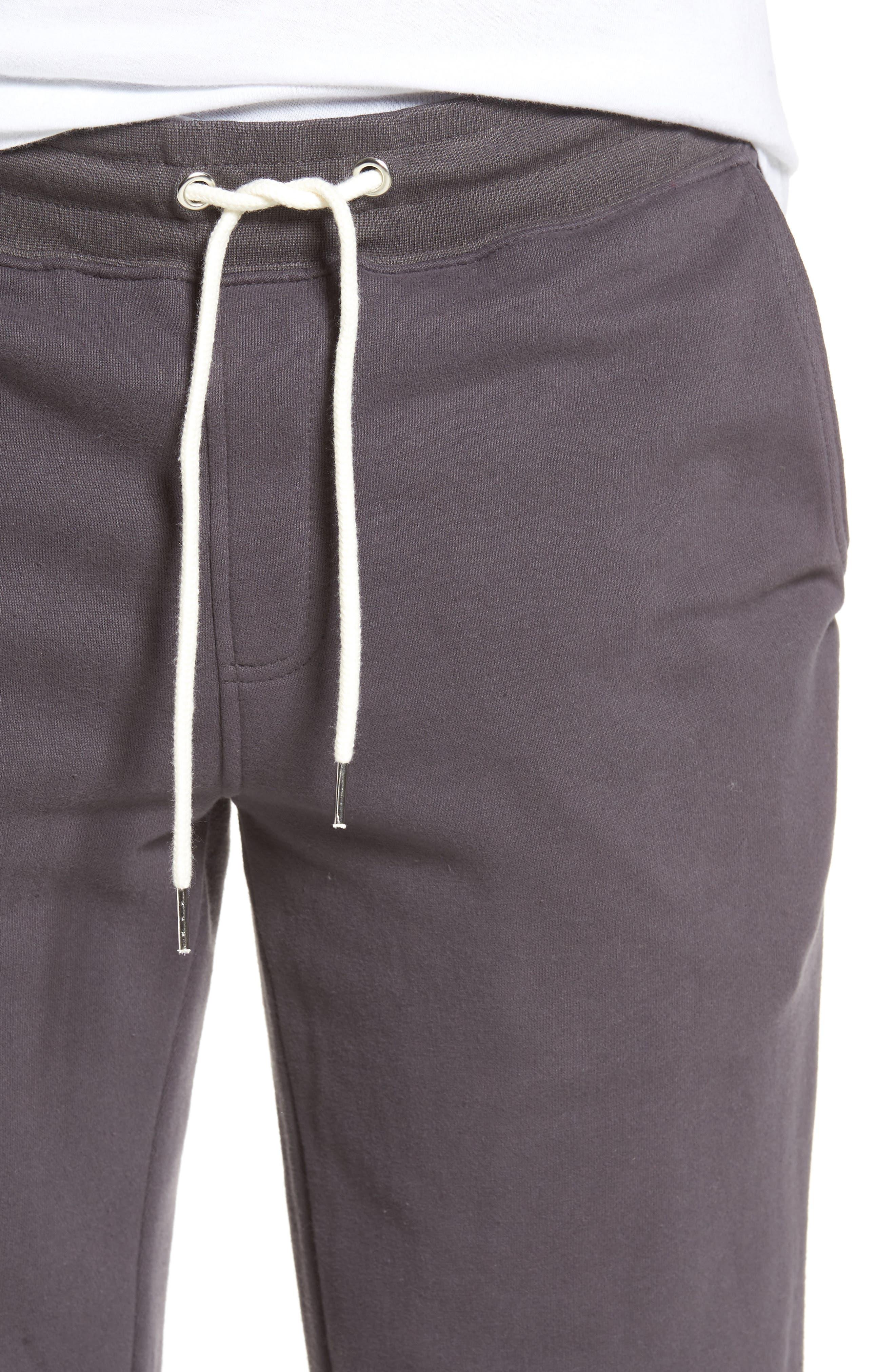 Fleece Jogger Pants,                             Alternate thumbnail 8, color,