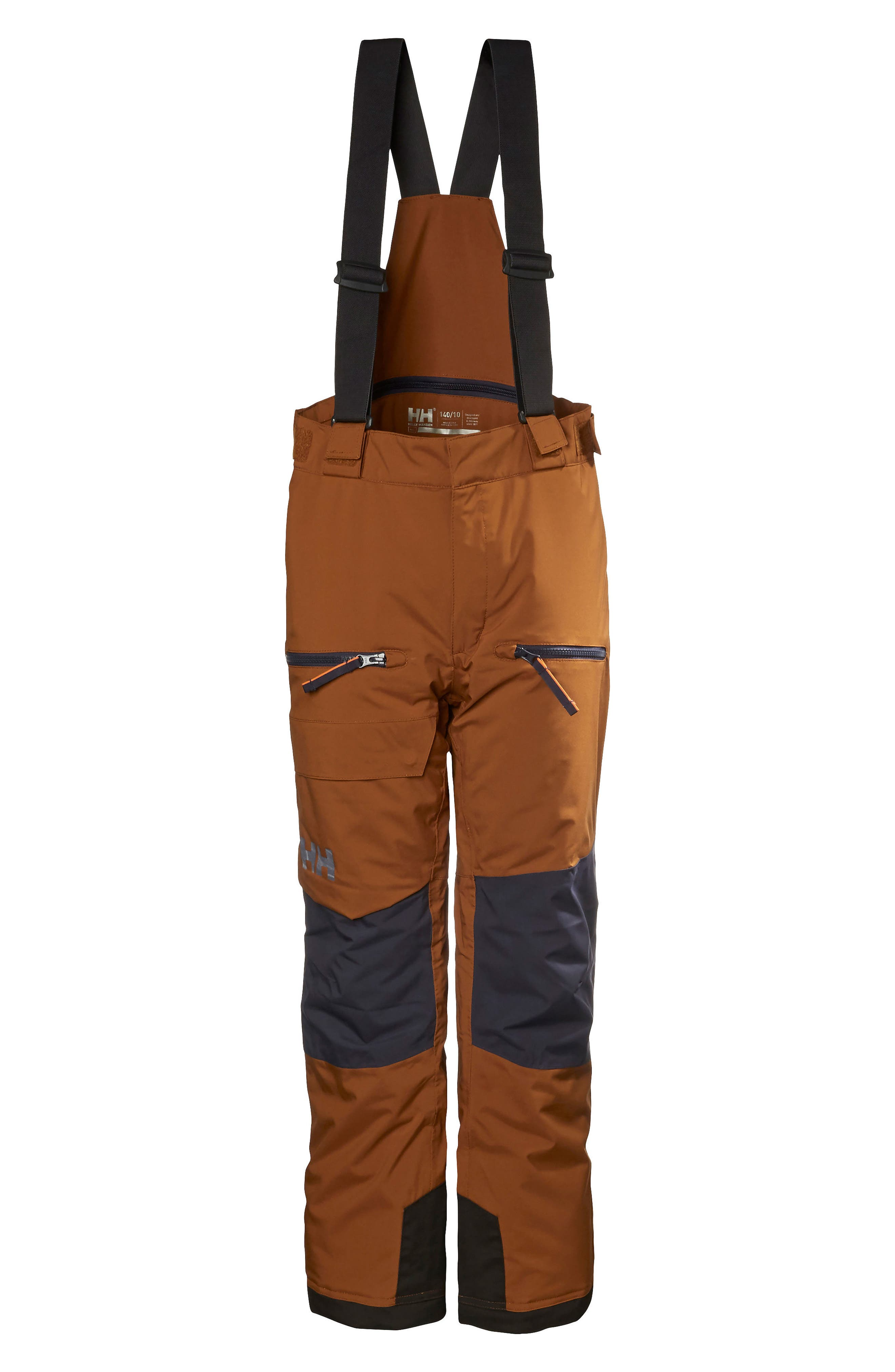Jr. Powder Waterproof Ski Pants,                             Main thumbnail 1, color,                             201