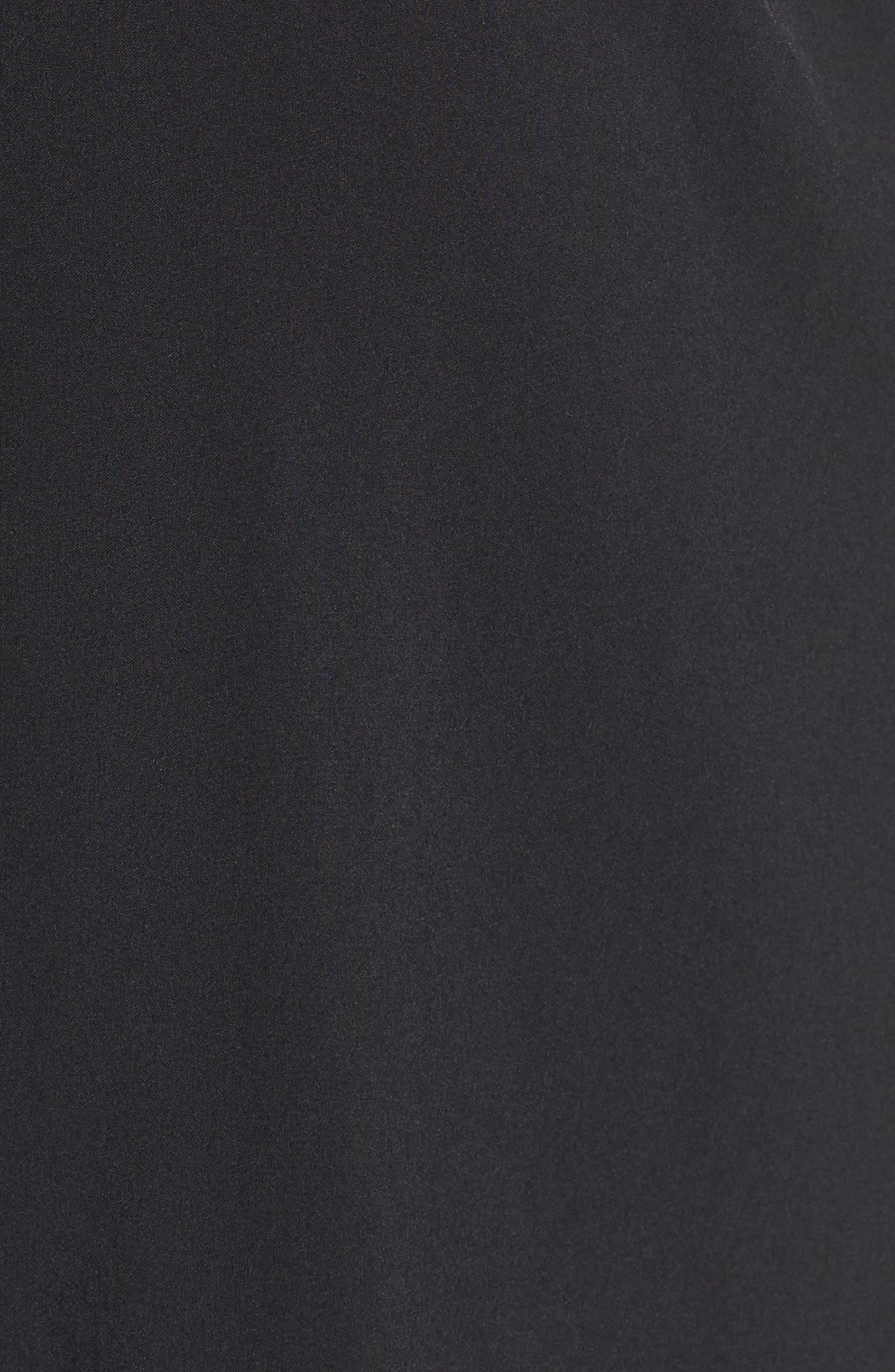 Speedwick Speed Training Shorts,                             Alternate thumbnail 5, color,                             BLACK