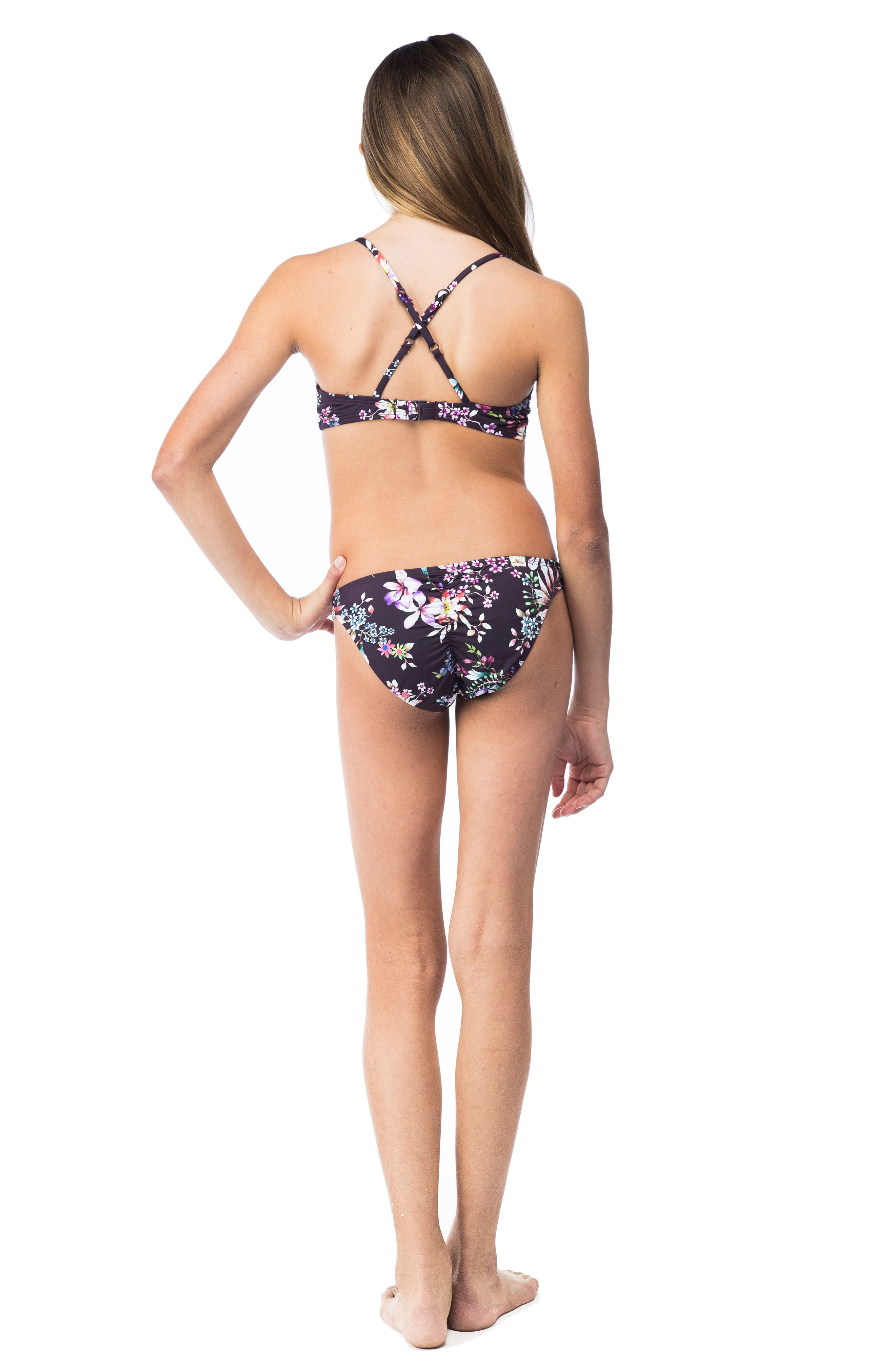 Tropi-Call-Me Two-Piece Swimsuit,                             Alternate thumbnail 3, color,                             001