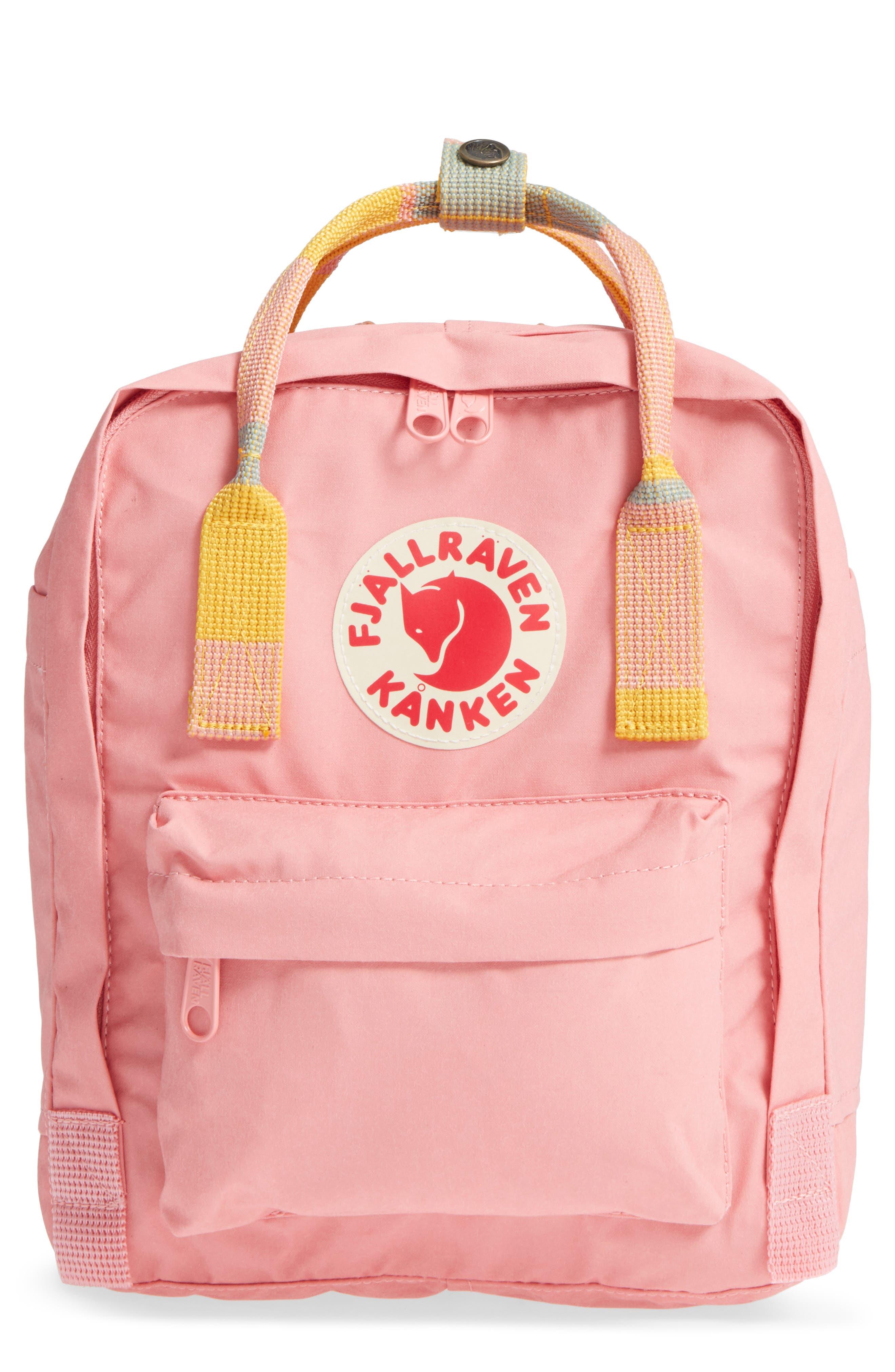 Mini Kånken Backpack,                         Main,                         color, 699