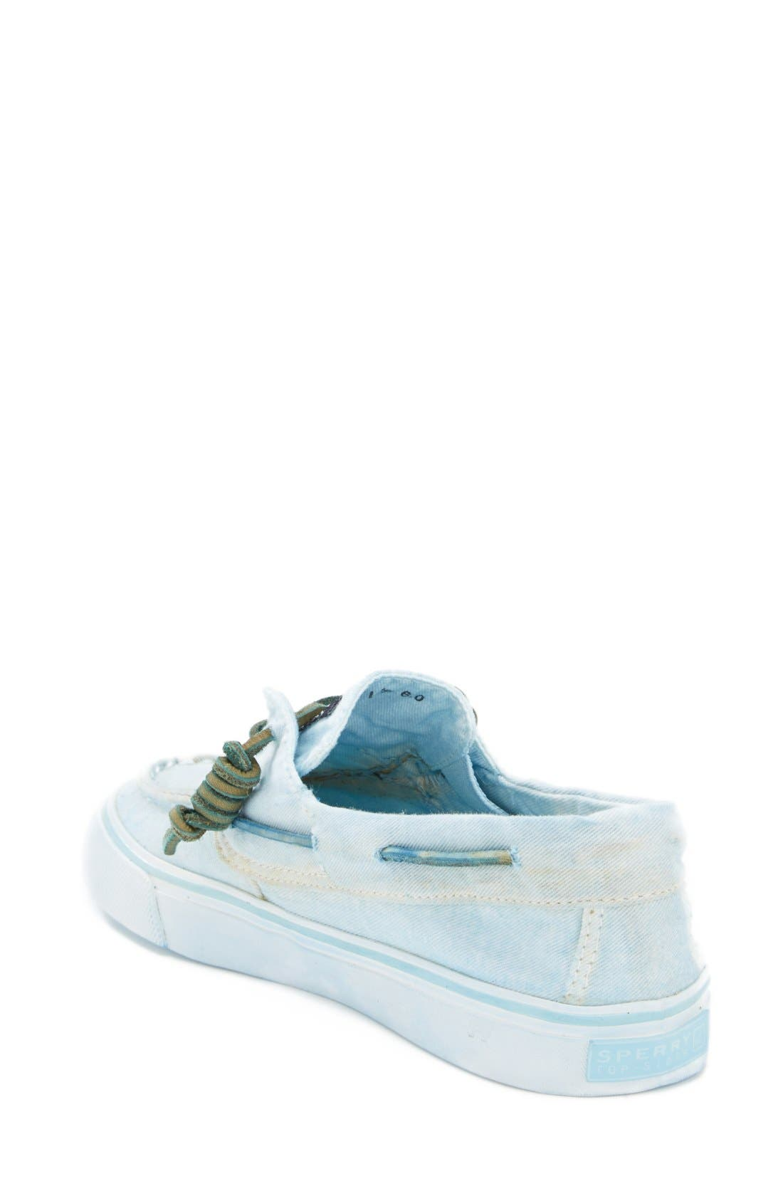 Top-Sider<sup>®</sup> 'Bahama' Sequined Boat Shoe,                             Alternate thumbnail 147, color,