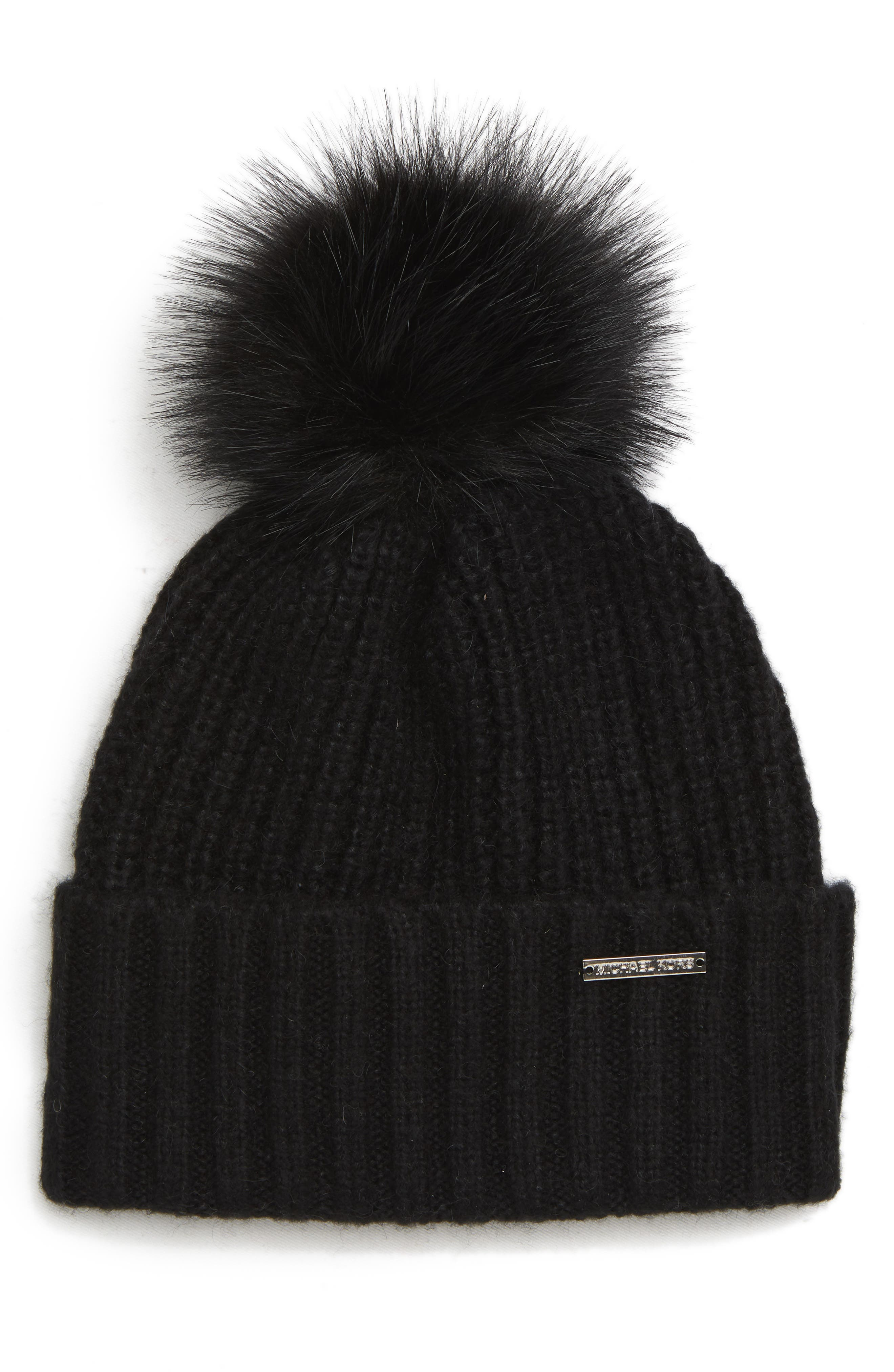 Thermal Stitch Hat,                             Main thumbnail 1, color,                             001