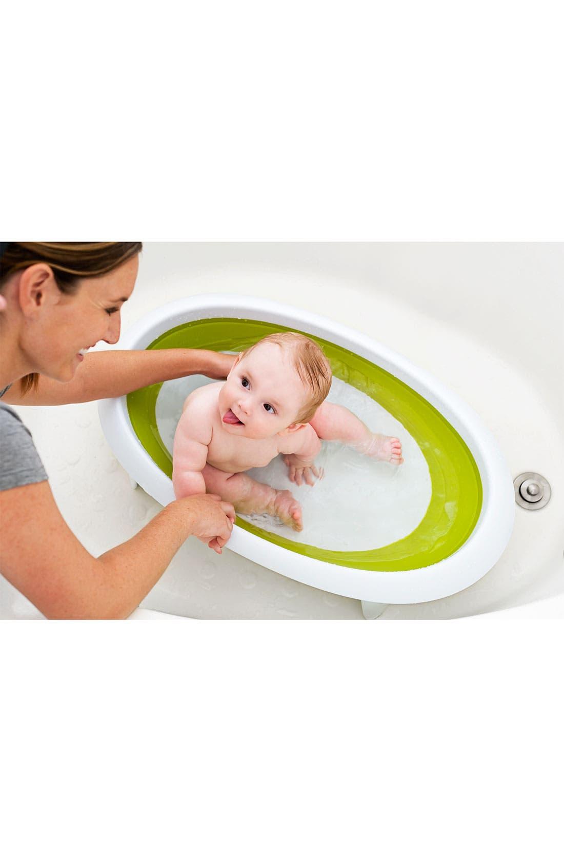 'Naked' Collapsible Bathtub,                             Alternate thumbnail 3, color,                             300