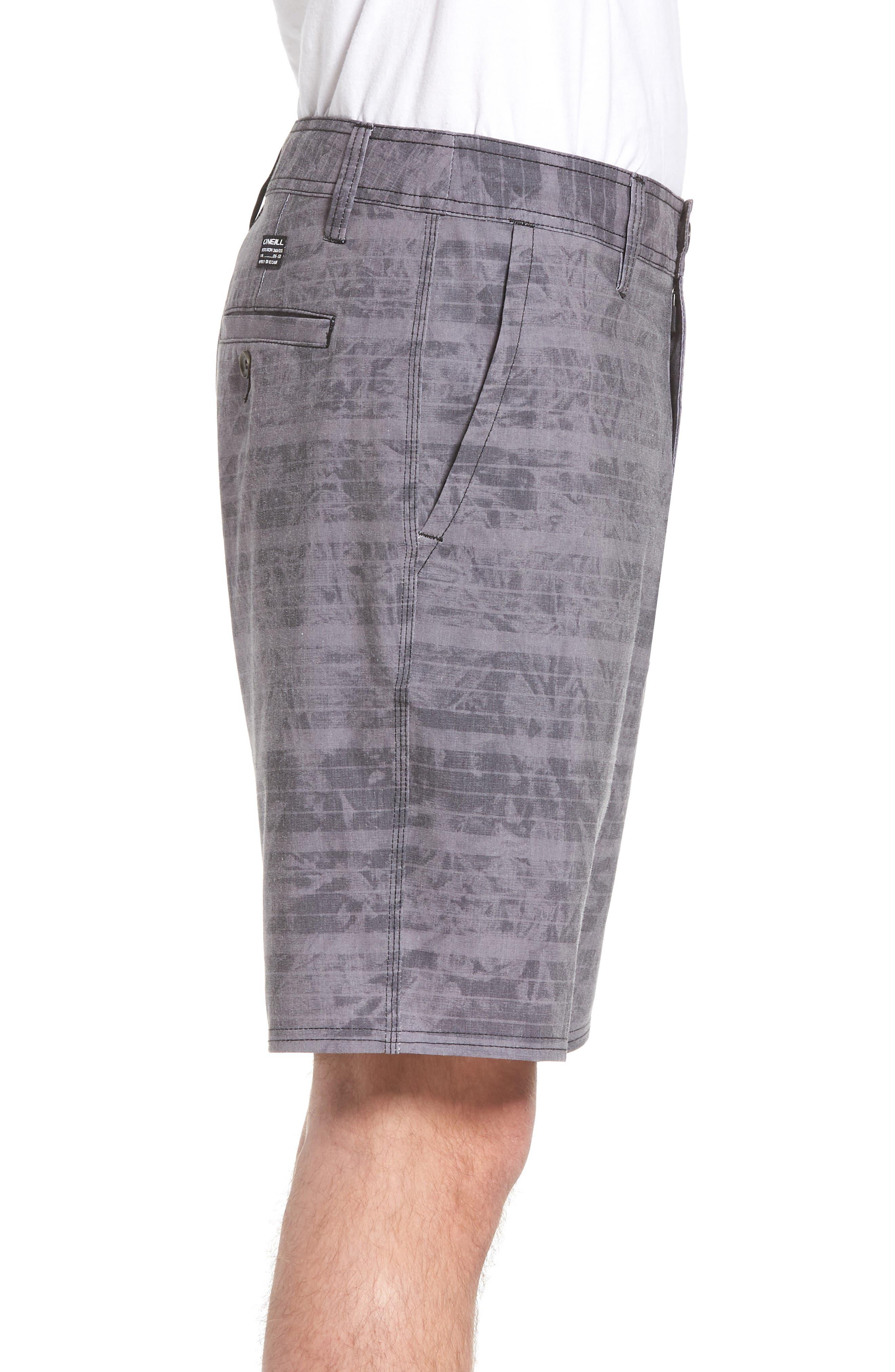 Mischief Hybrid Shorts,                             Alternate thumbnail 3, color,                             001