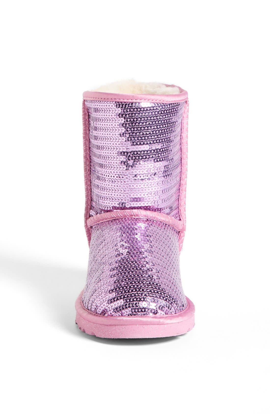 'Classic Short Sparkle' Boot,                             Alternate thumbnail 17, color,
