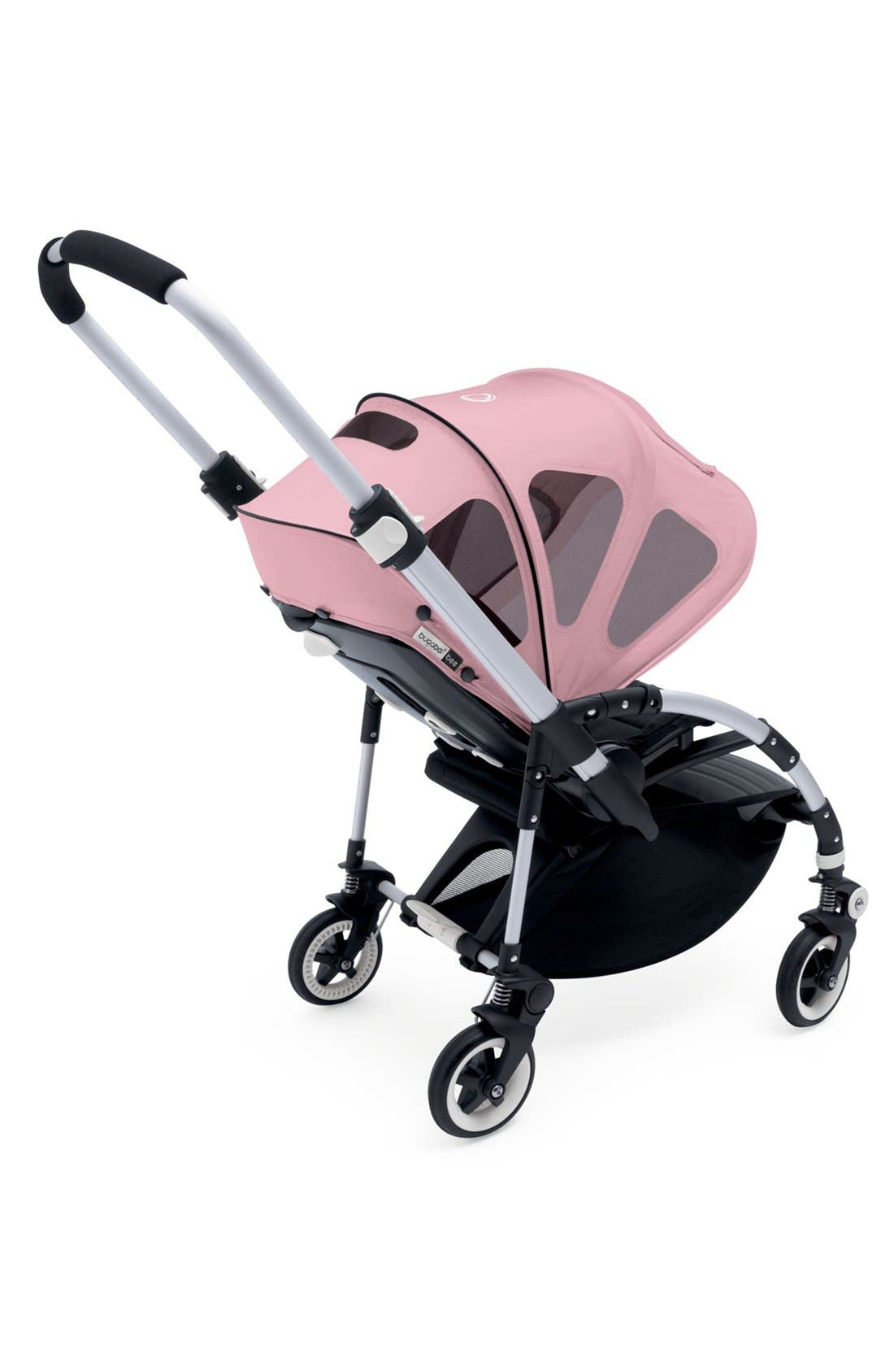 BUGABOO,                             'Bee - Breezy' Sun Canopy,                             Main thumbnail 1, color,                             SOFT PINK