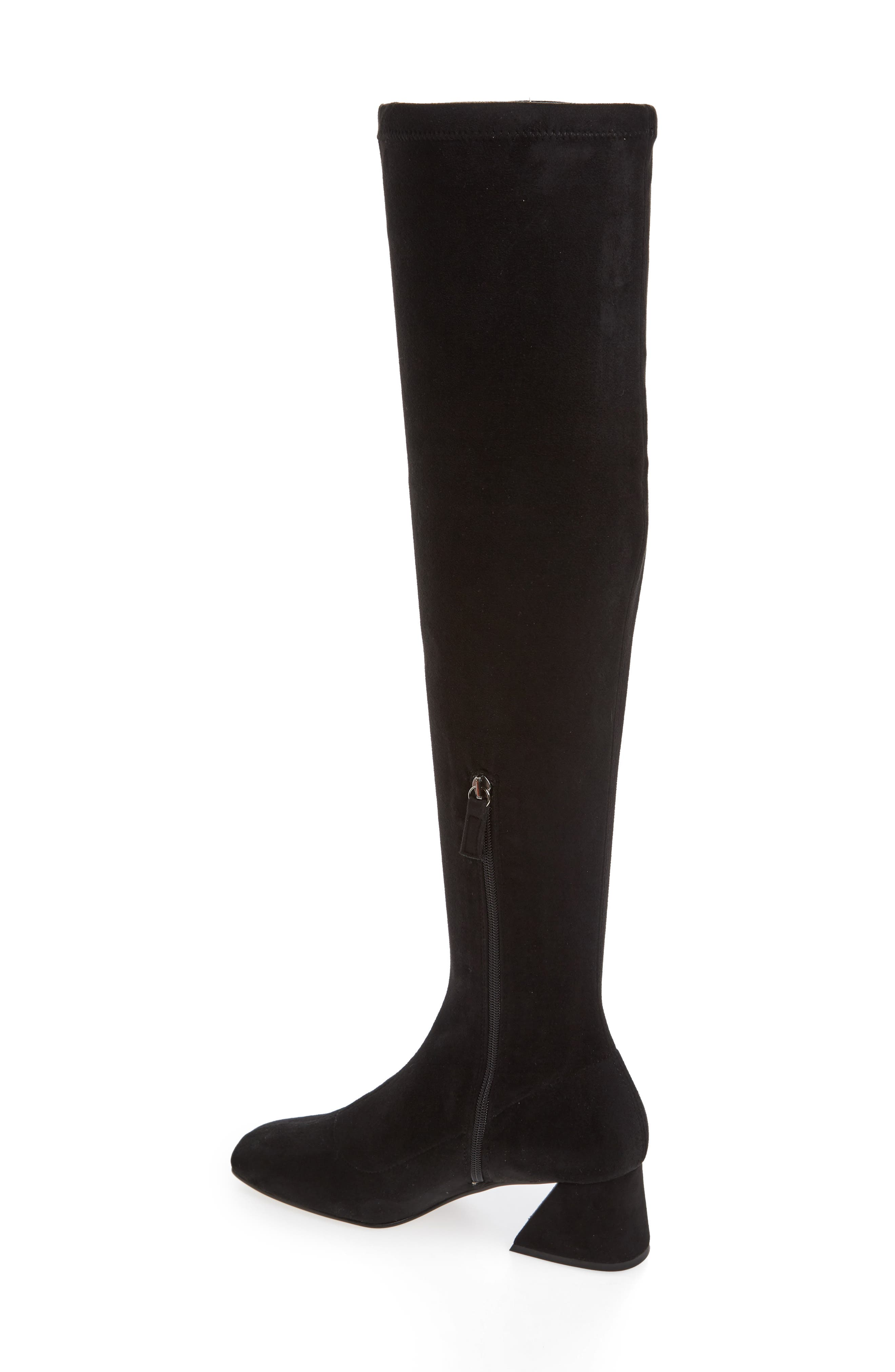 Cappuccino Over the Knee Boot,                             Alternate thumbnail 2, color,                             001