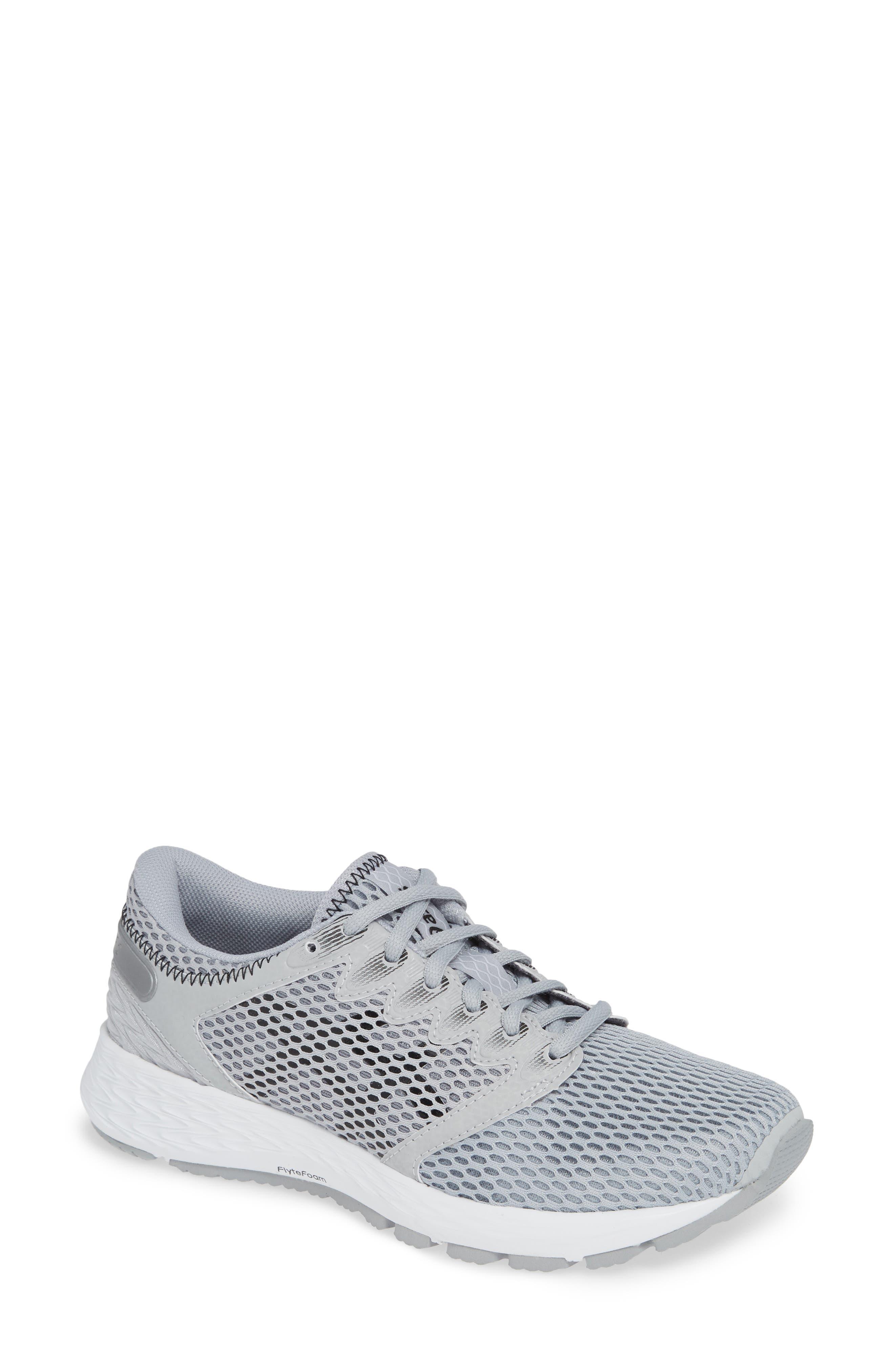 Asics Roadhawk Ff 2 Running Shoe, Grey