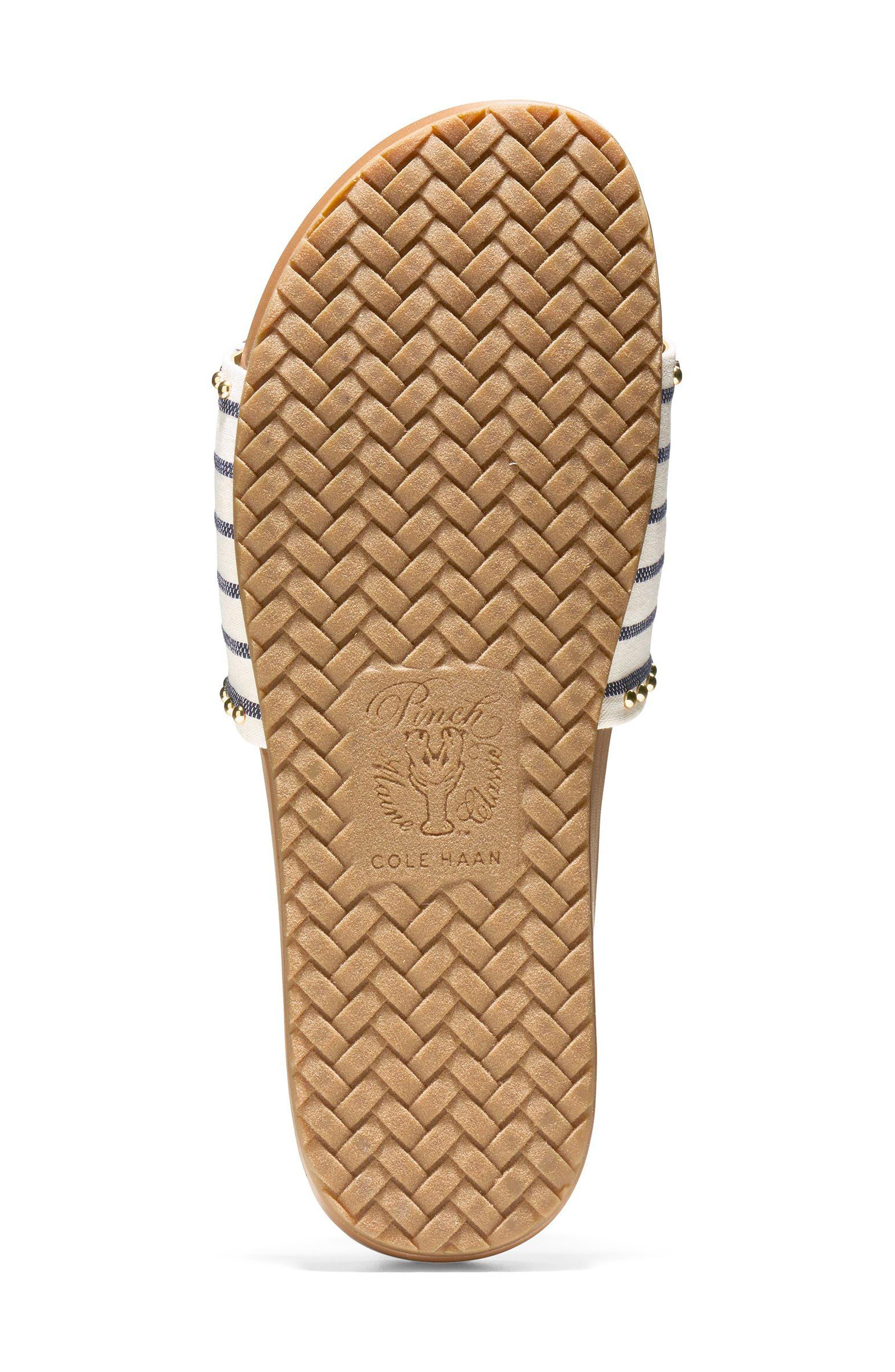 Pinch Montauk Lobster Slide Sandal,                             Alternate thumbnail 16, color,