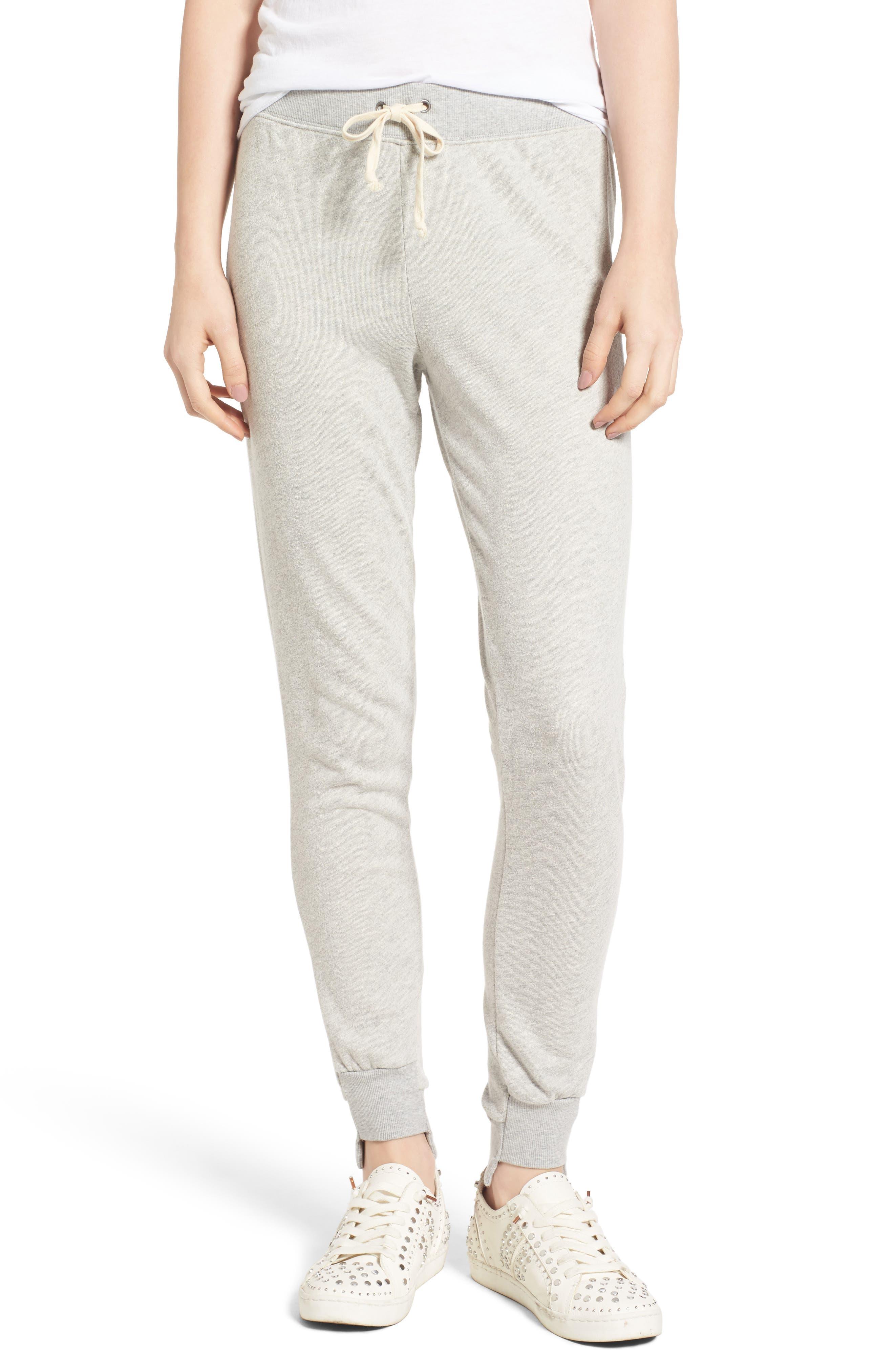 Step Hem Sweatpants,                         Main,                         color,