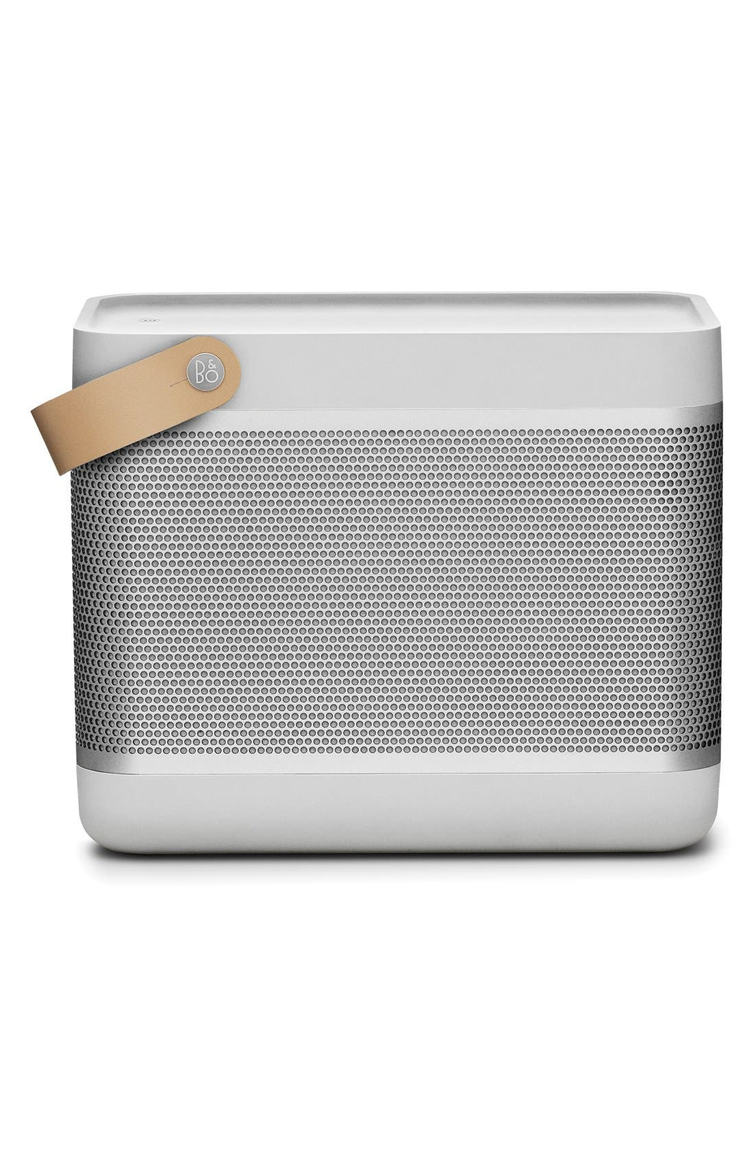 'Beolit 15' Portable Bluetooth<sup>®</sup> Speaker,                             Main thumbnail 1, color,                             040
