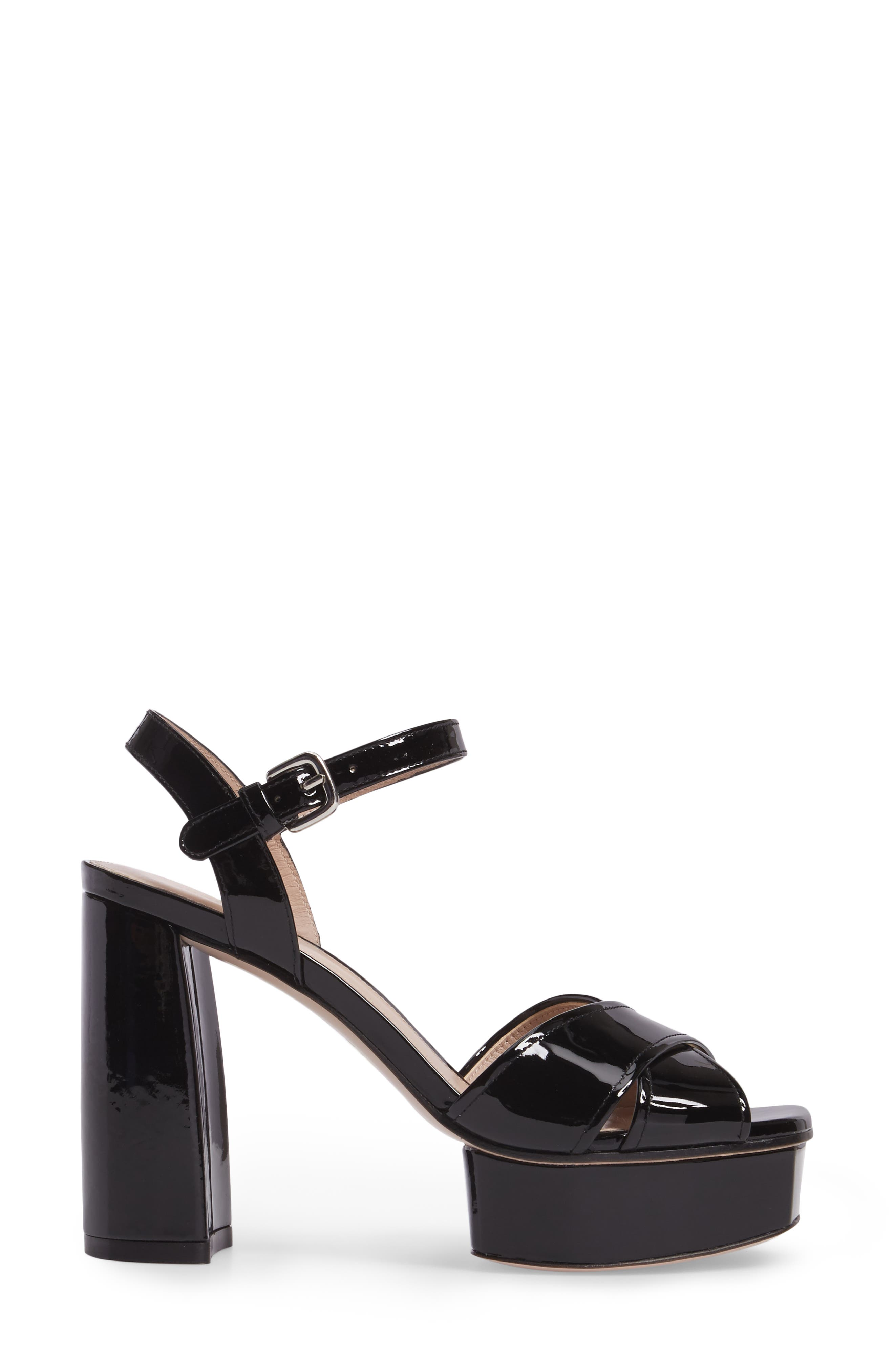Exposed Platform Sandal,                             Alternate thumbnail 11, color,