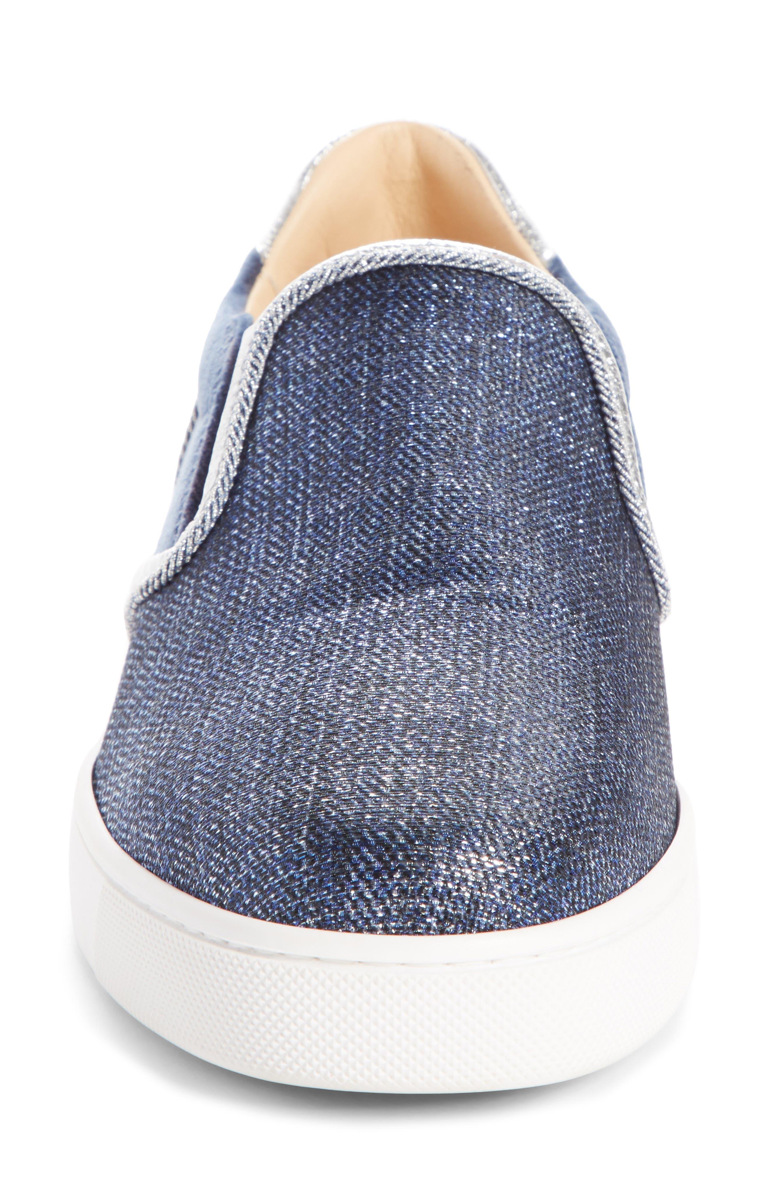 Masteralta Slip-On Sneaker,                             Alternate thumbnail 4, color,                             400
