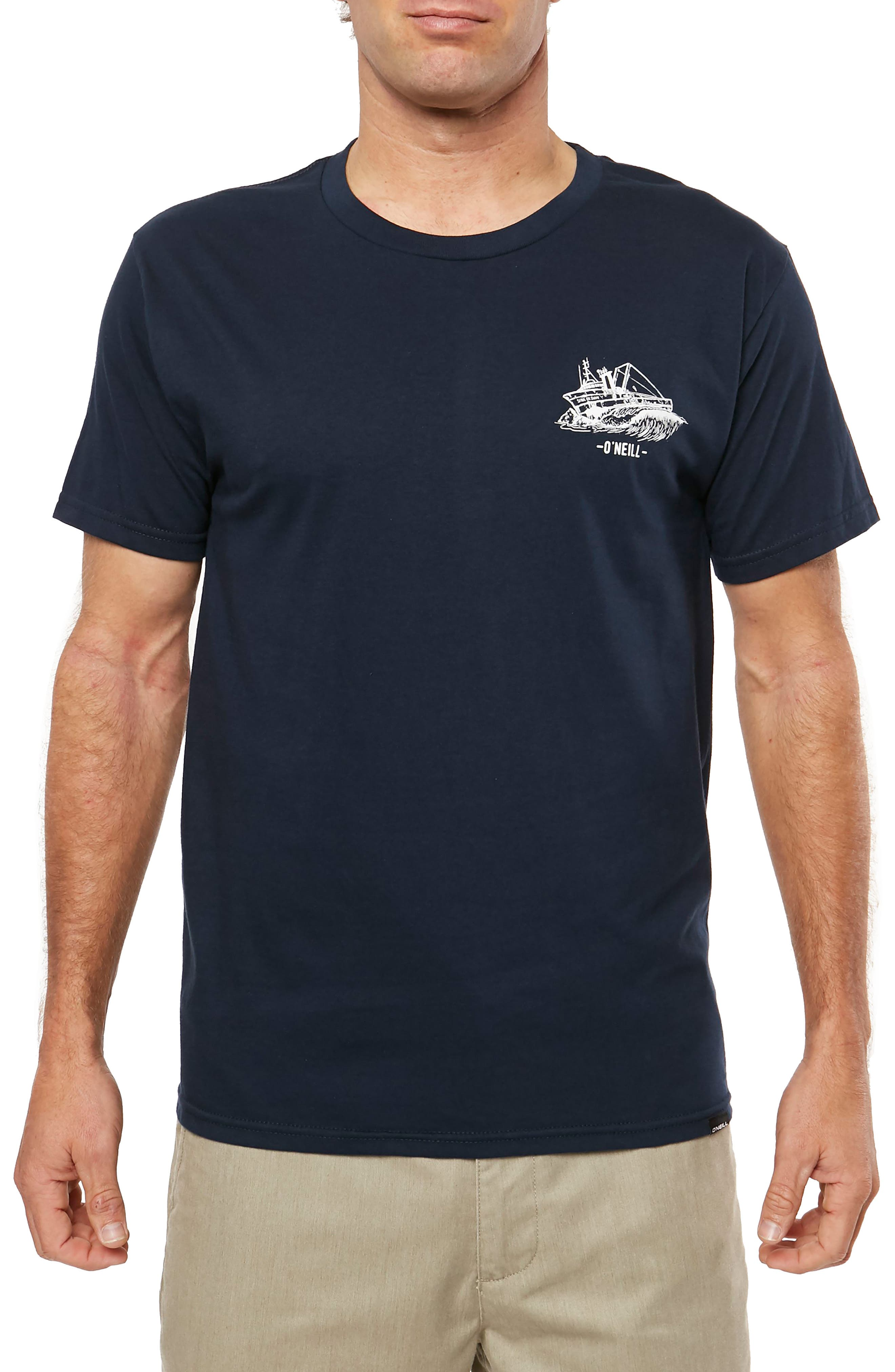 Wrecked Graphic T-Shirt,                         Main,                         color, 410
