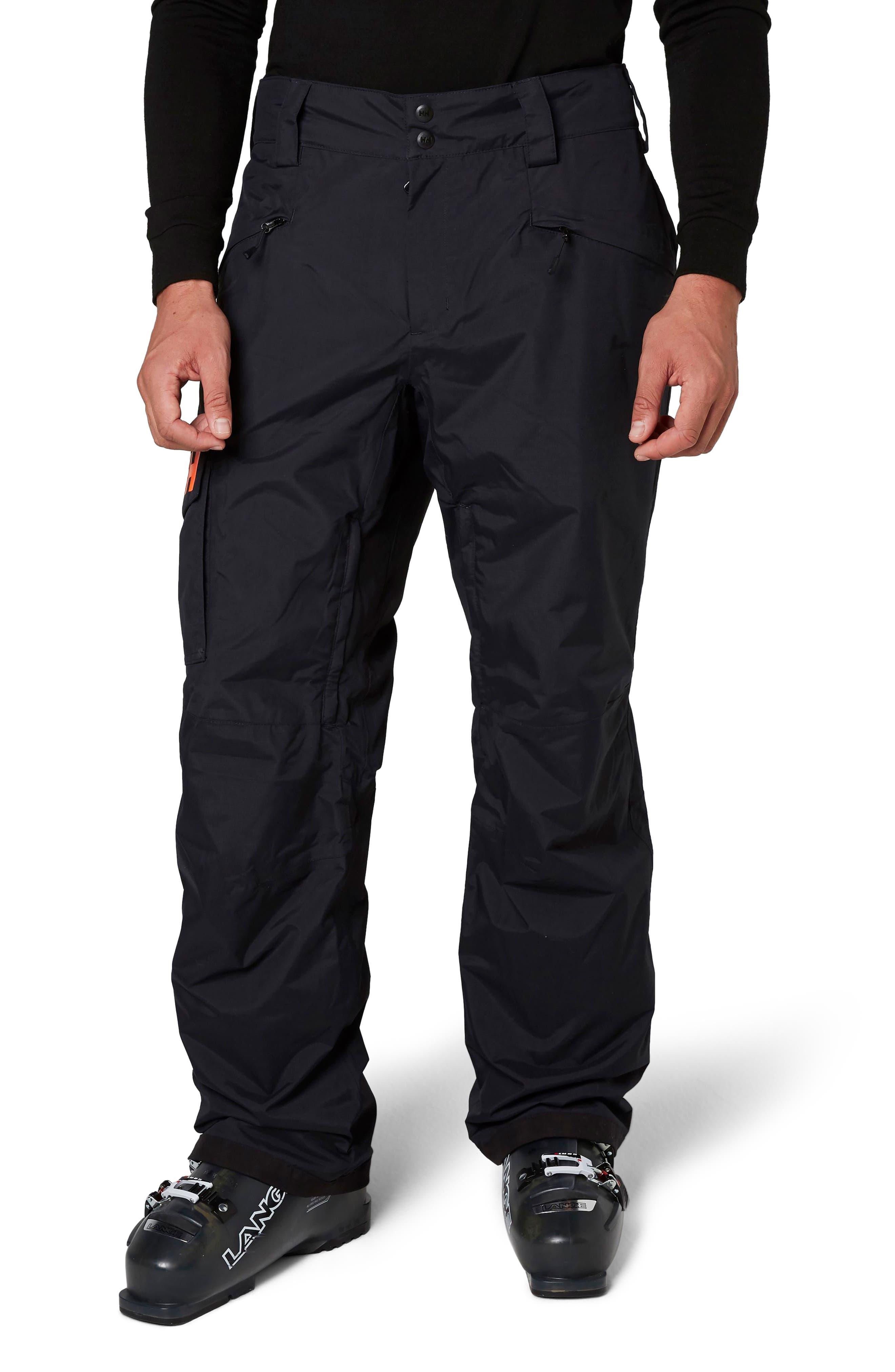 'Sogn' Waterproof PrimaLoft<sup>®</sup> Cargo Snow Pants,                             Main thumbnail 1, color,                             015