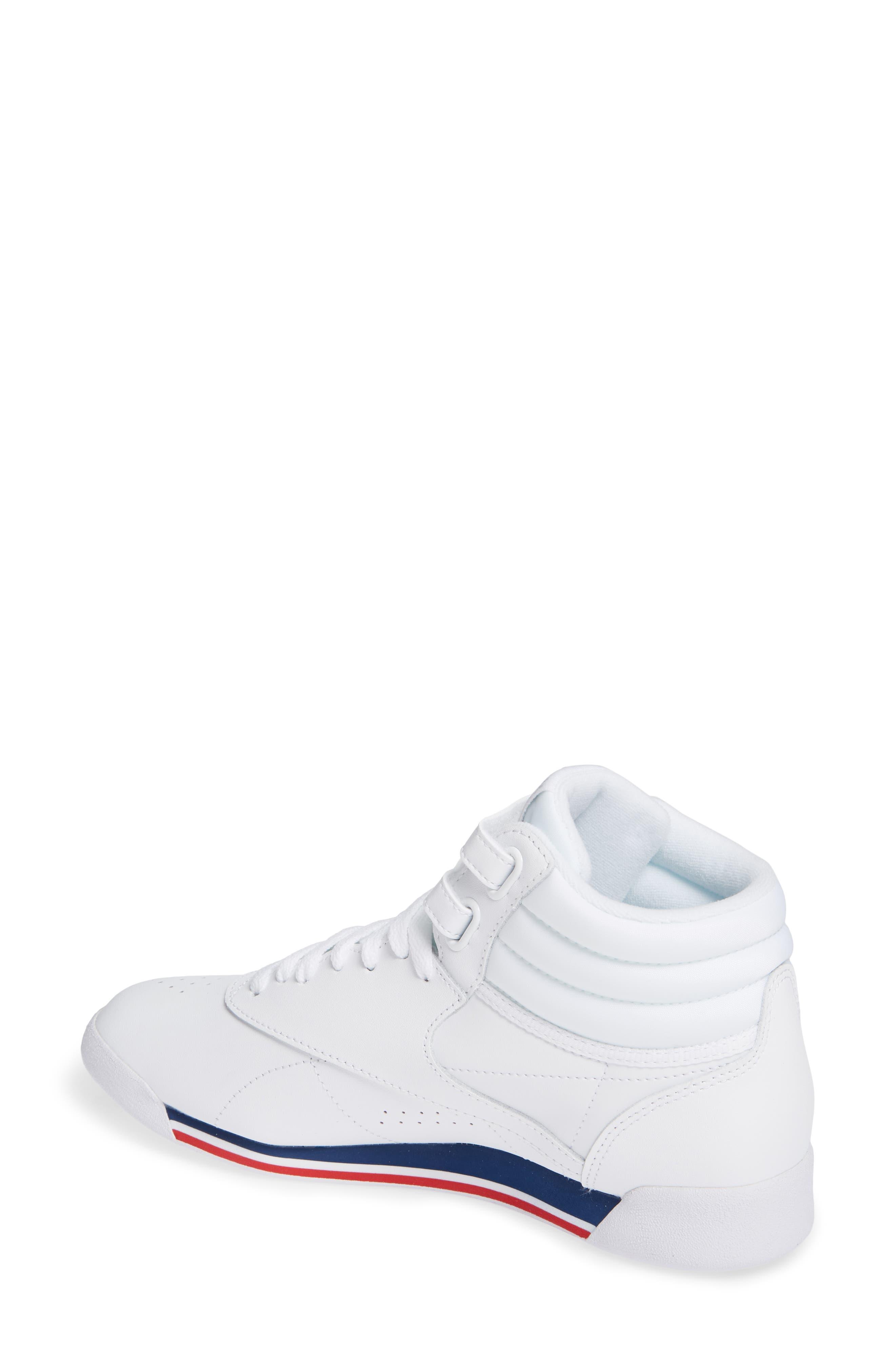 Freestyle Hi Sneaker,                             Alternate thumbnail 2, color,                             101