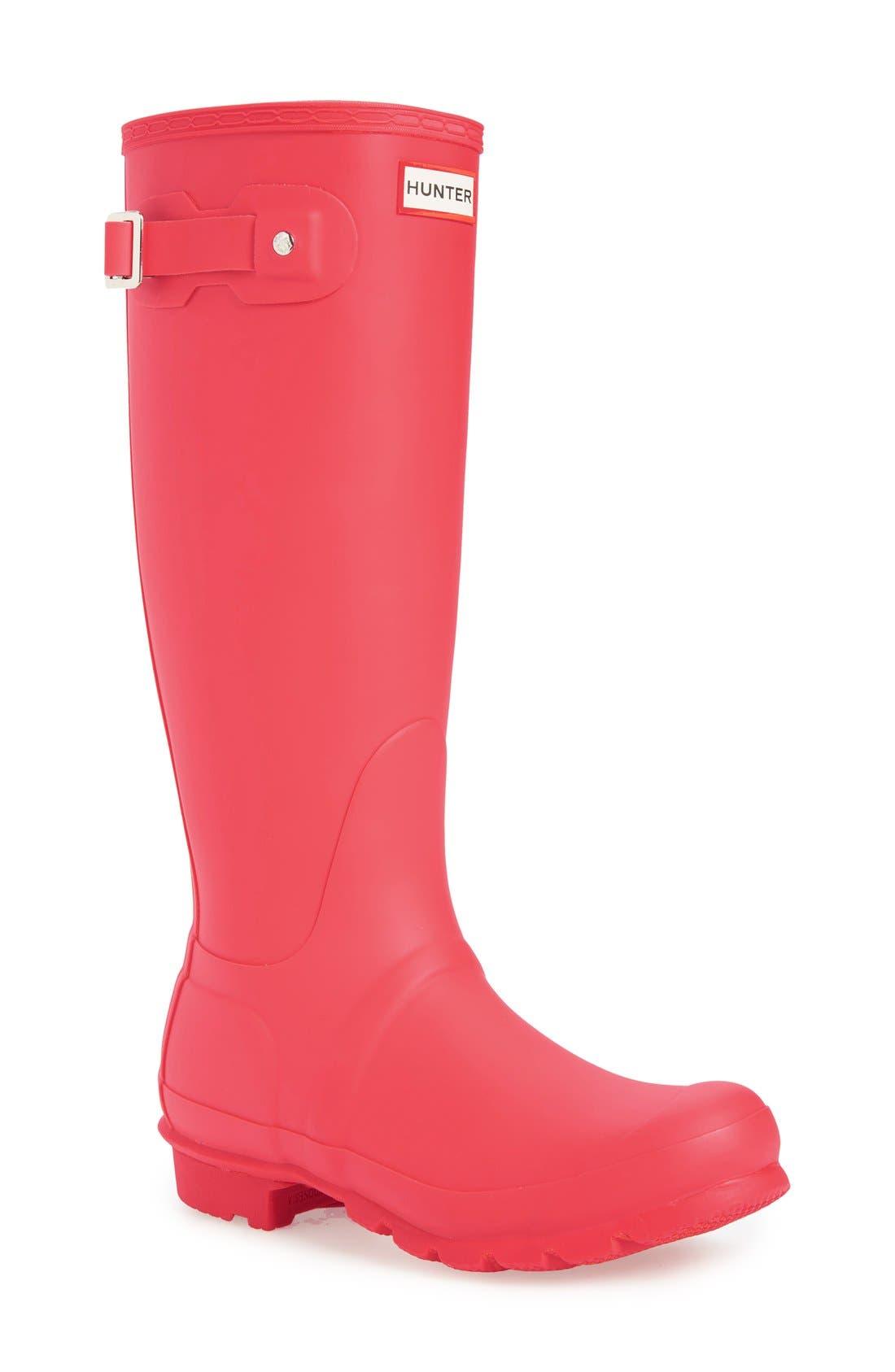 'Original Tall' Rain Boot,                             Main thumbnail 45, color,