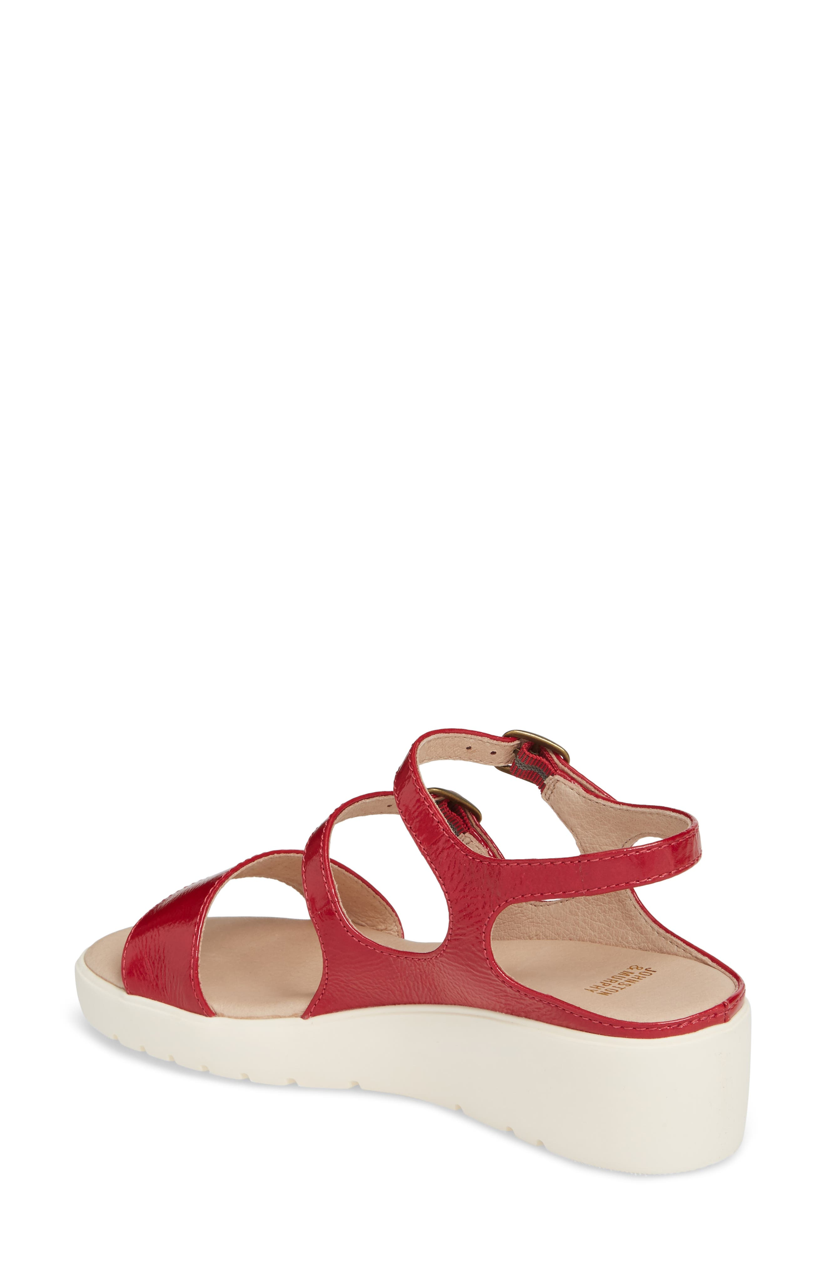 Clara Sandal,                             Alternate thumbnail 7, color,