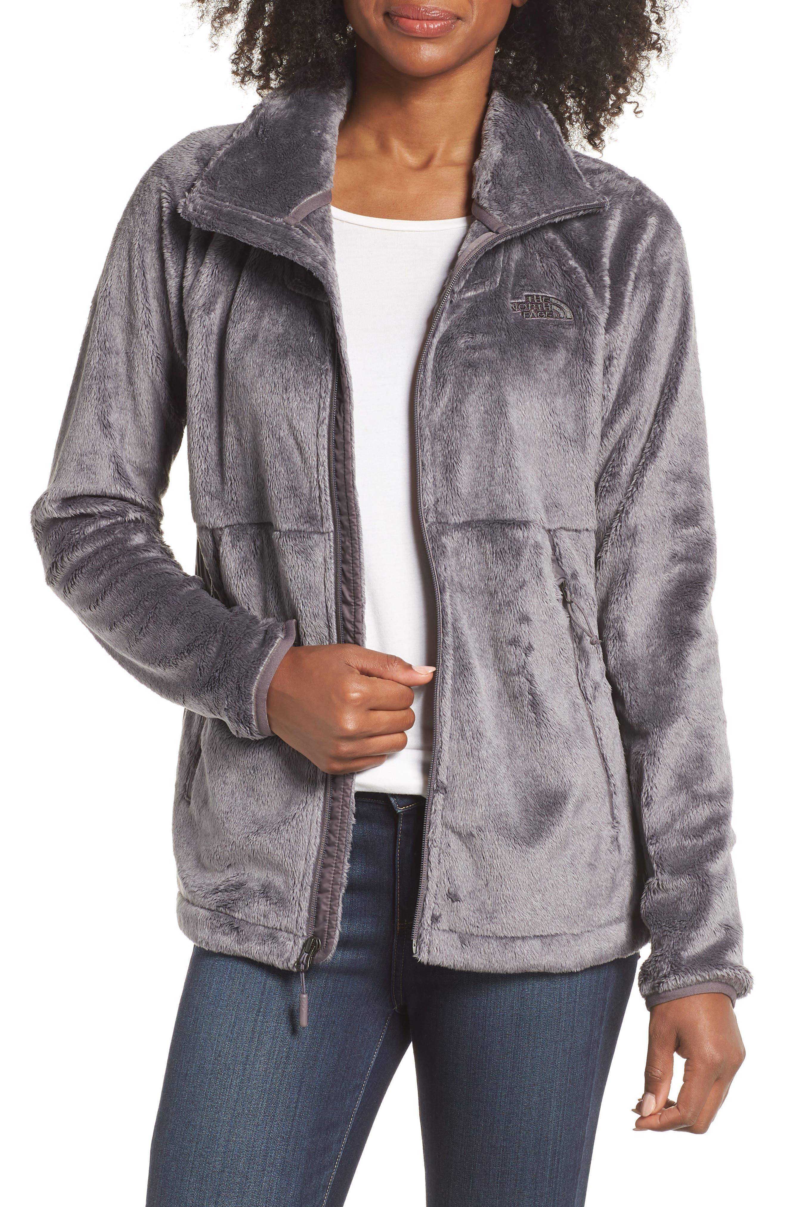 The North Face Osito Sport Hybrid Jacket, Grey
