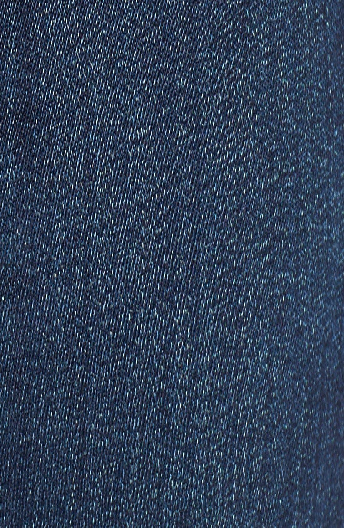 Transcend - Skyline Straight Leg Jeans,                             Alternate thumbnail 3, color,                             400