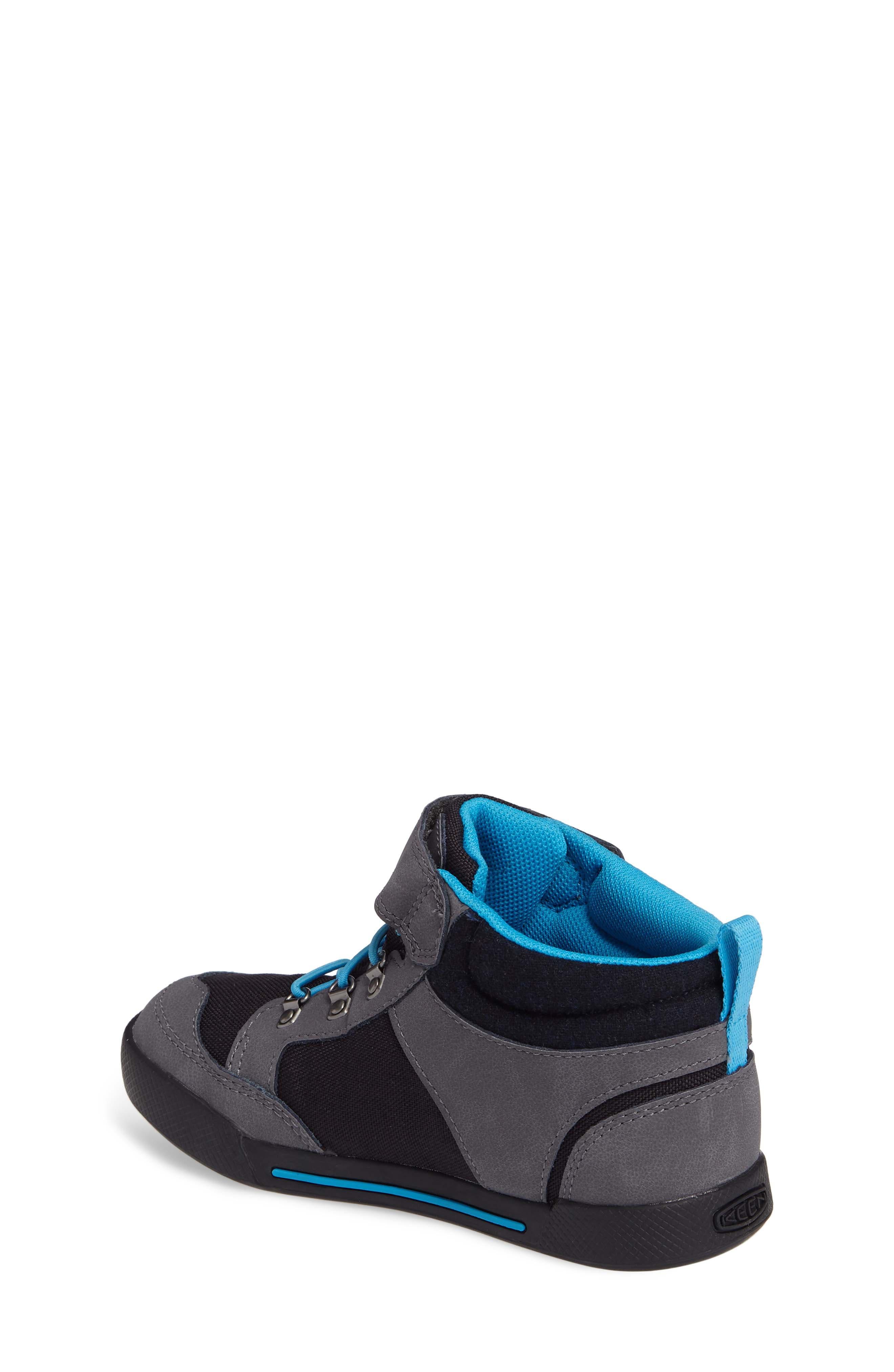 Encanto Wesley II High Top Sneaker,                             Alternate thumbnail 2, color,                             003