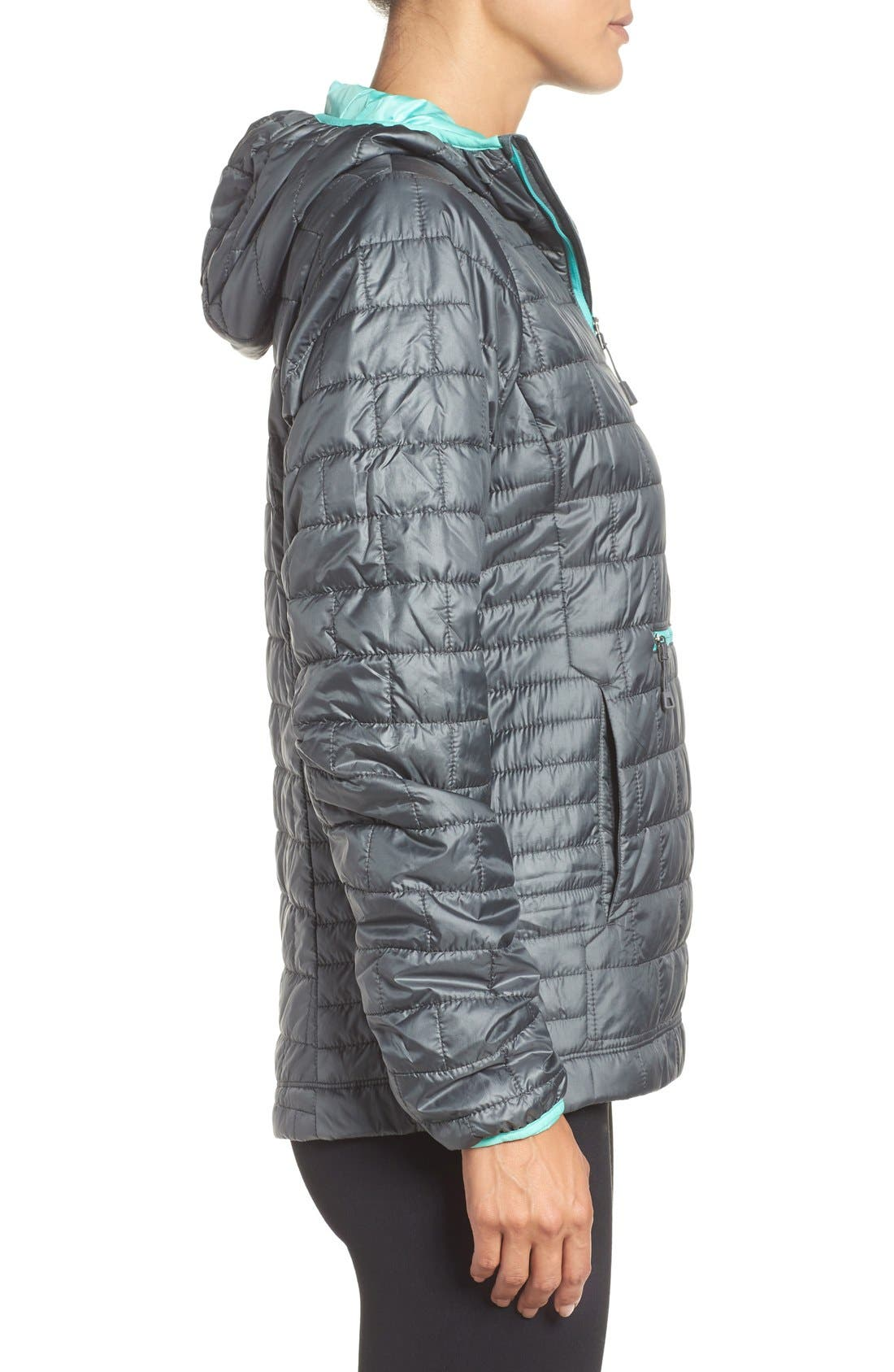 Nano Puff<sup>®</sup> Bivy Water Resistant Jacket,                             Alternate thumbnail 40, color,