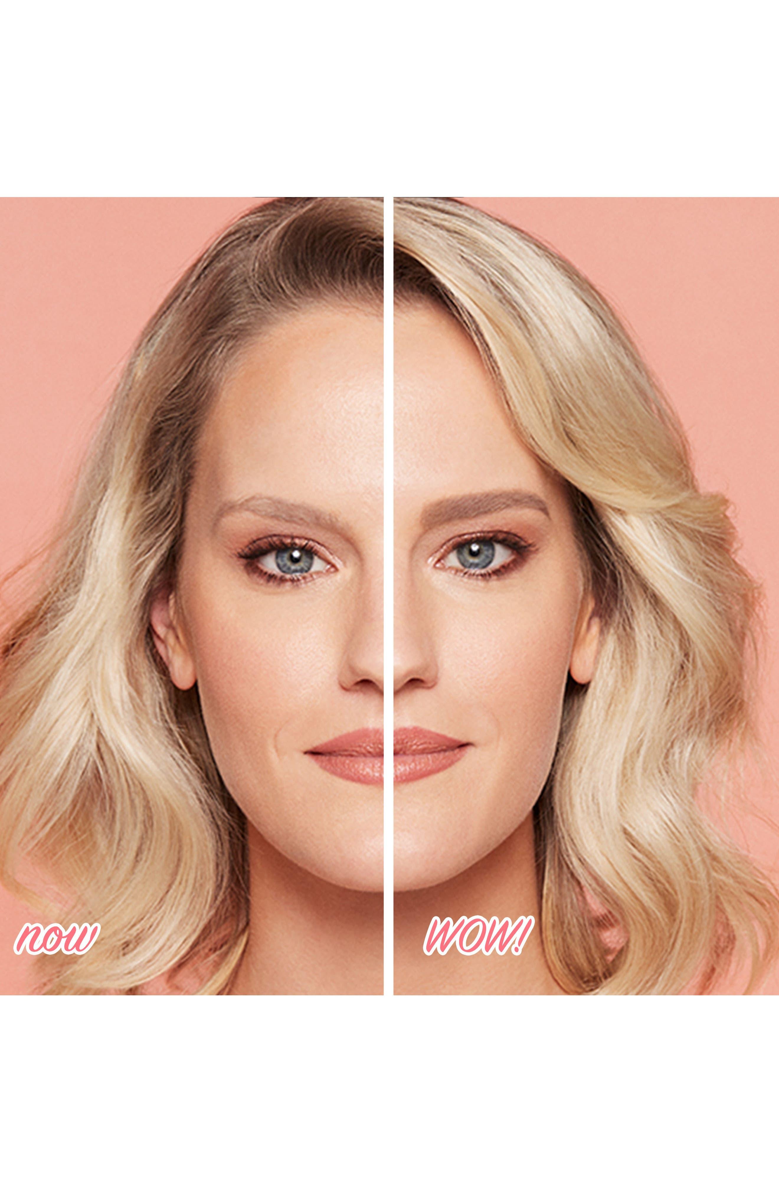 Benefit Gimme Brow+ Volumizing Eyebrow Gel,                             Alternate thumbnail 3, color,                             01 LIGHT/COOL LIGHT BLONDE