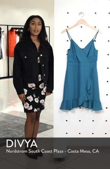 Crepe Skater Dress, sales video thumbnail
