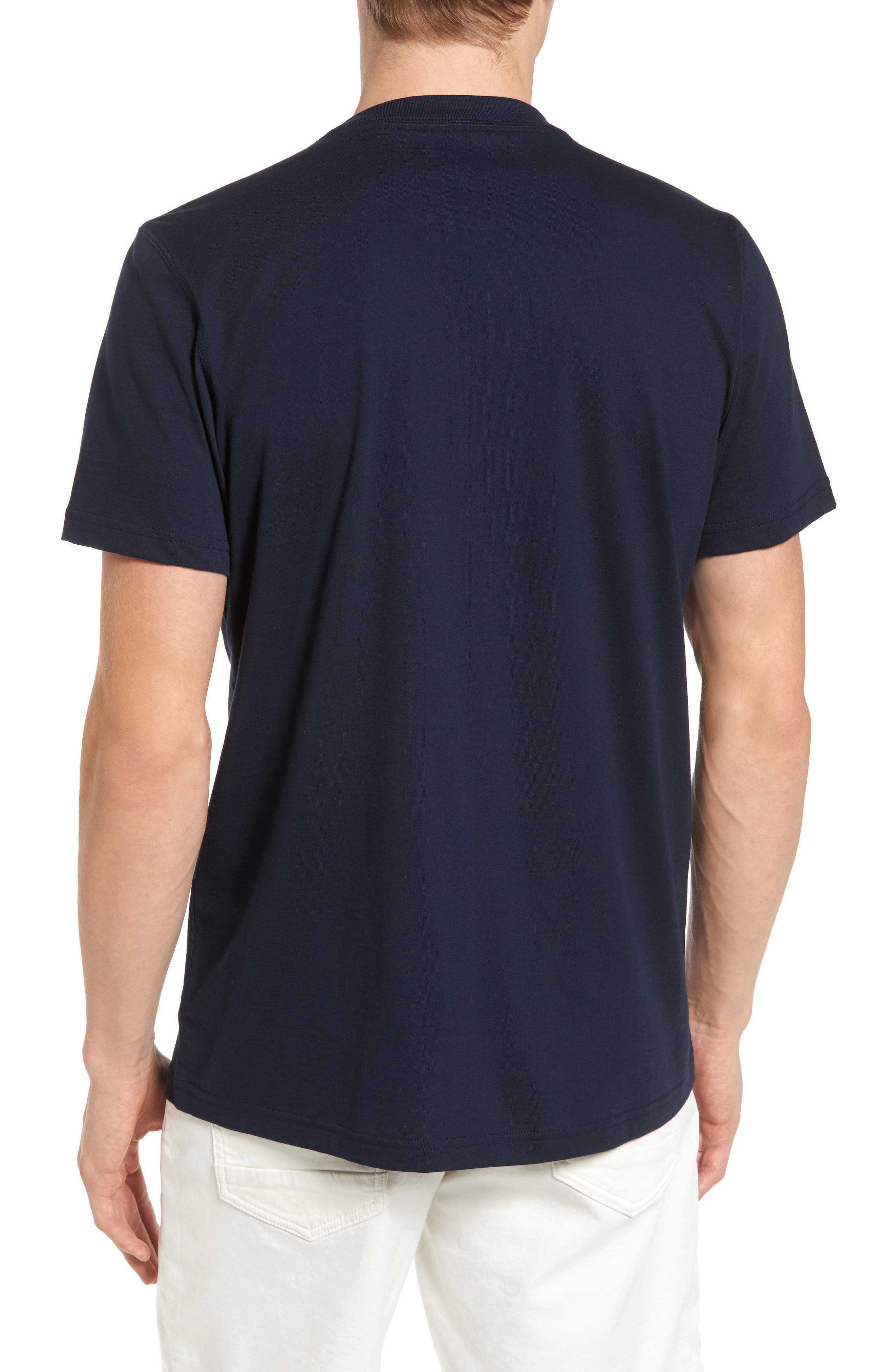 Henley T-Shirt,                             Alternate thumbnail 6, color,