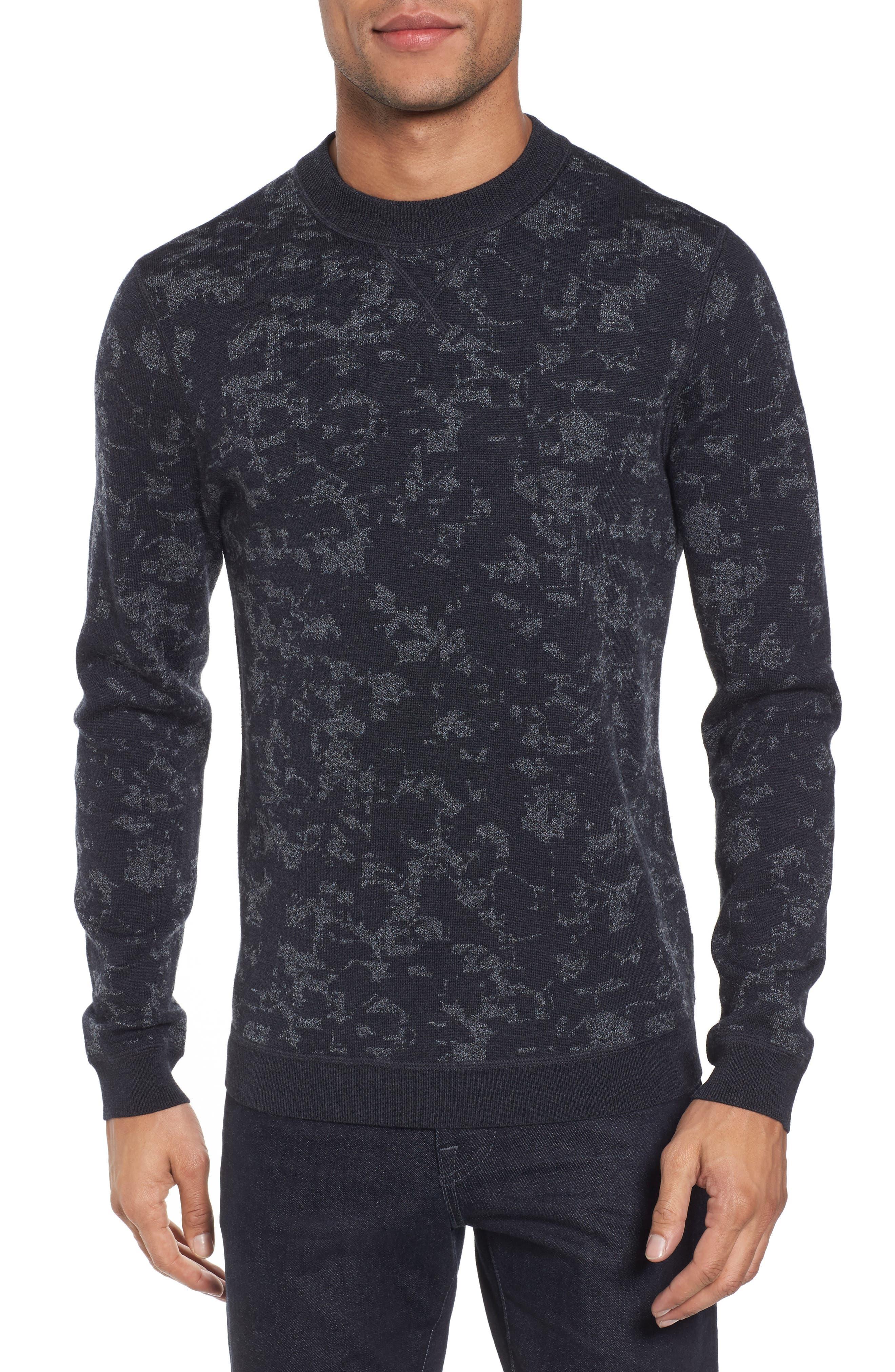 Gelato Jacquard Sweater,                             Main thumbnail 1, color,                             020